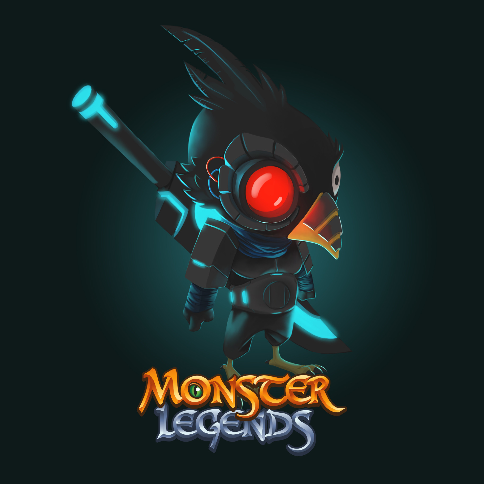 Cool Monster Backgrounds 65 Pictures