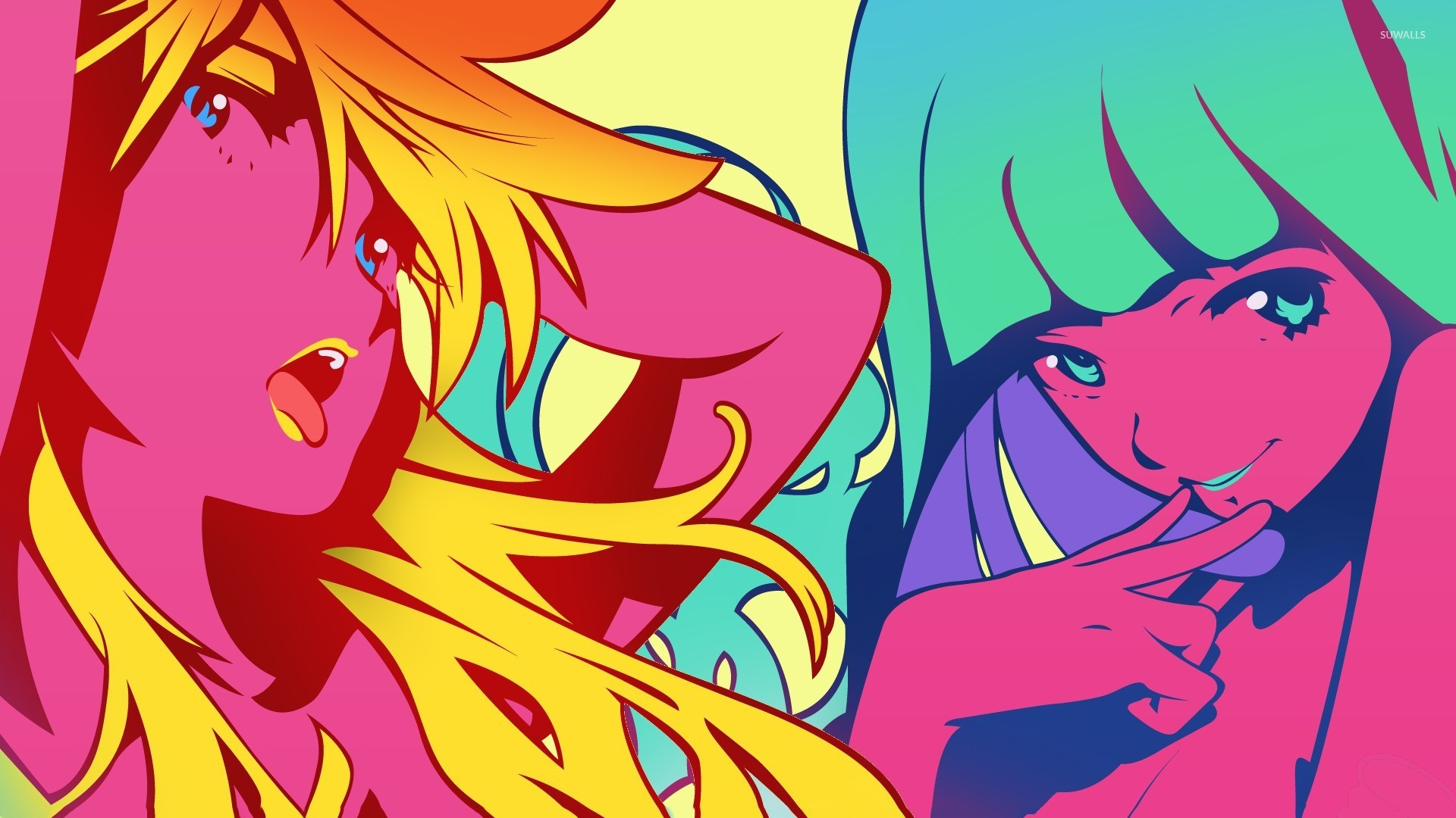 Panty And Stocking With Garterbelt Wallpaper 79 Pictures