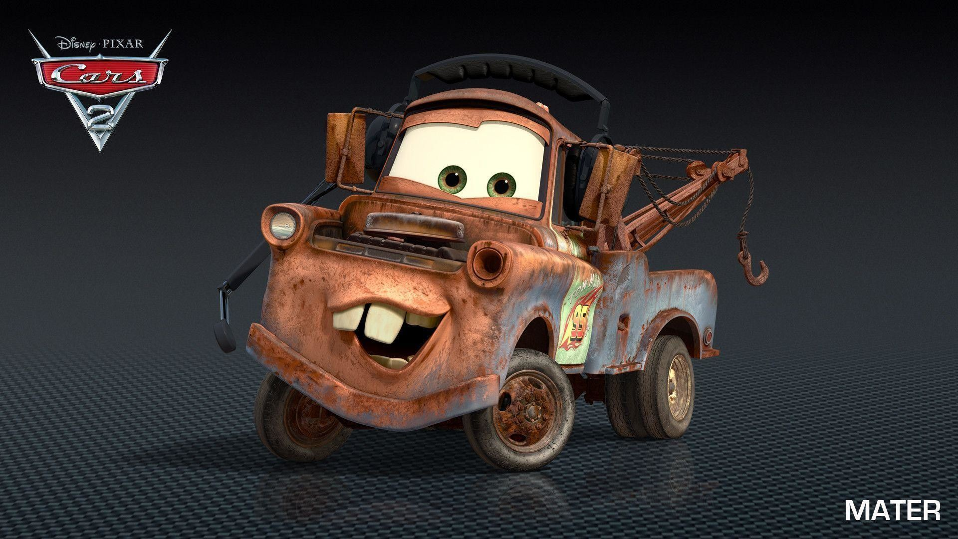 Tow Mater Wallpaper (58+ pictures)