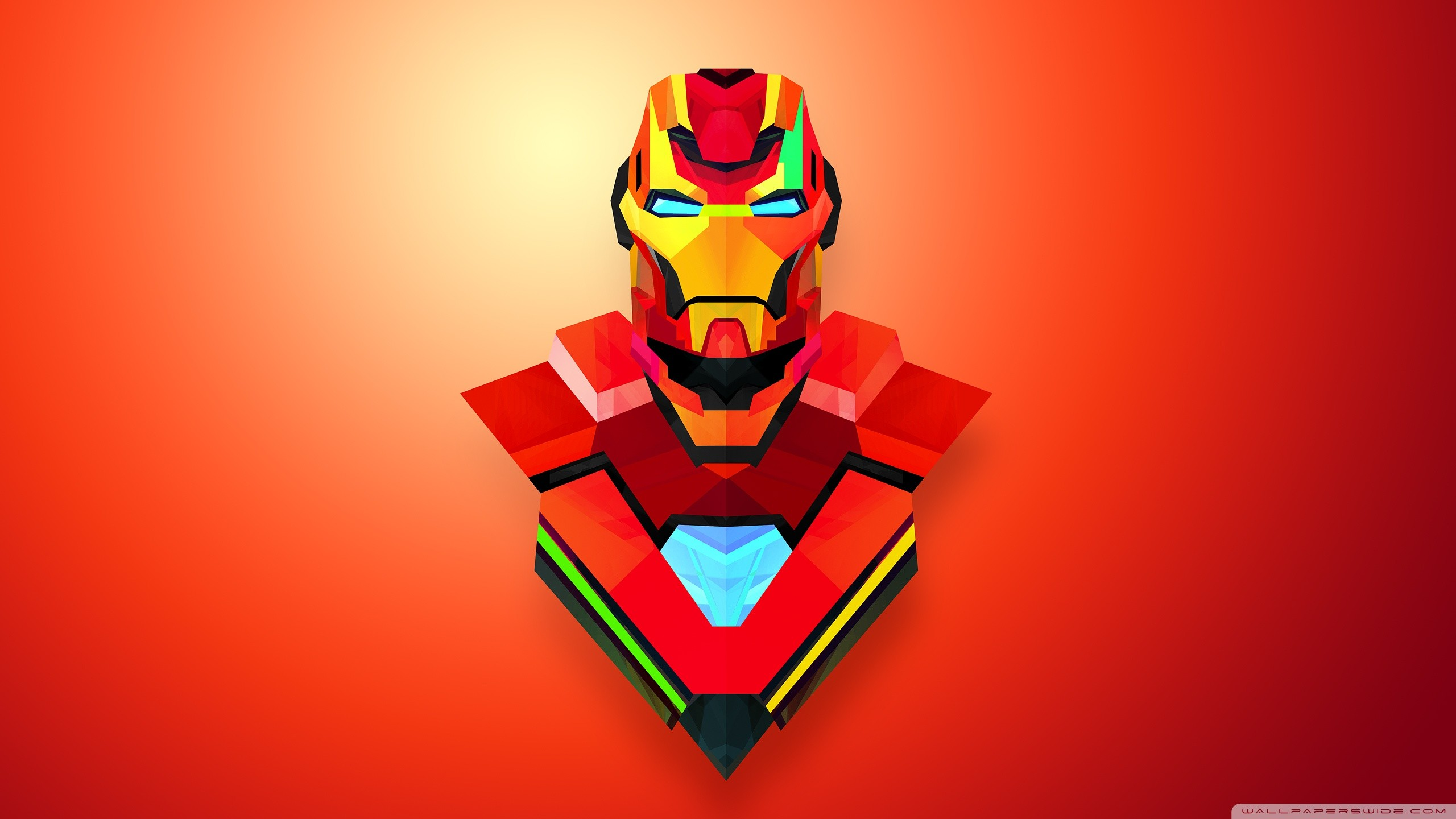 Iron Man Logo Wallpapers 74 Pictures