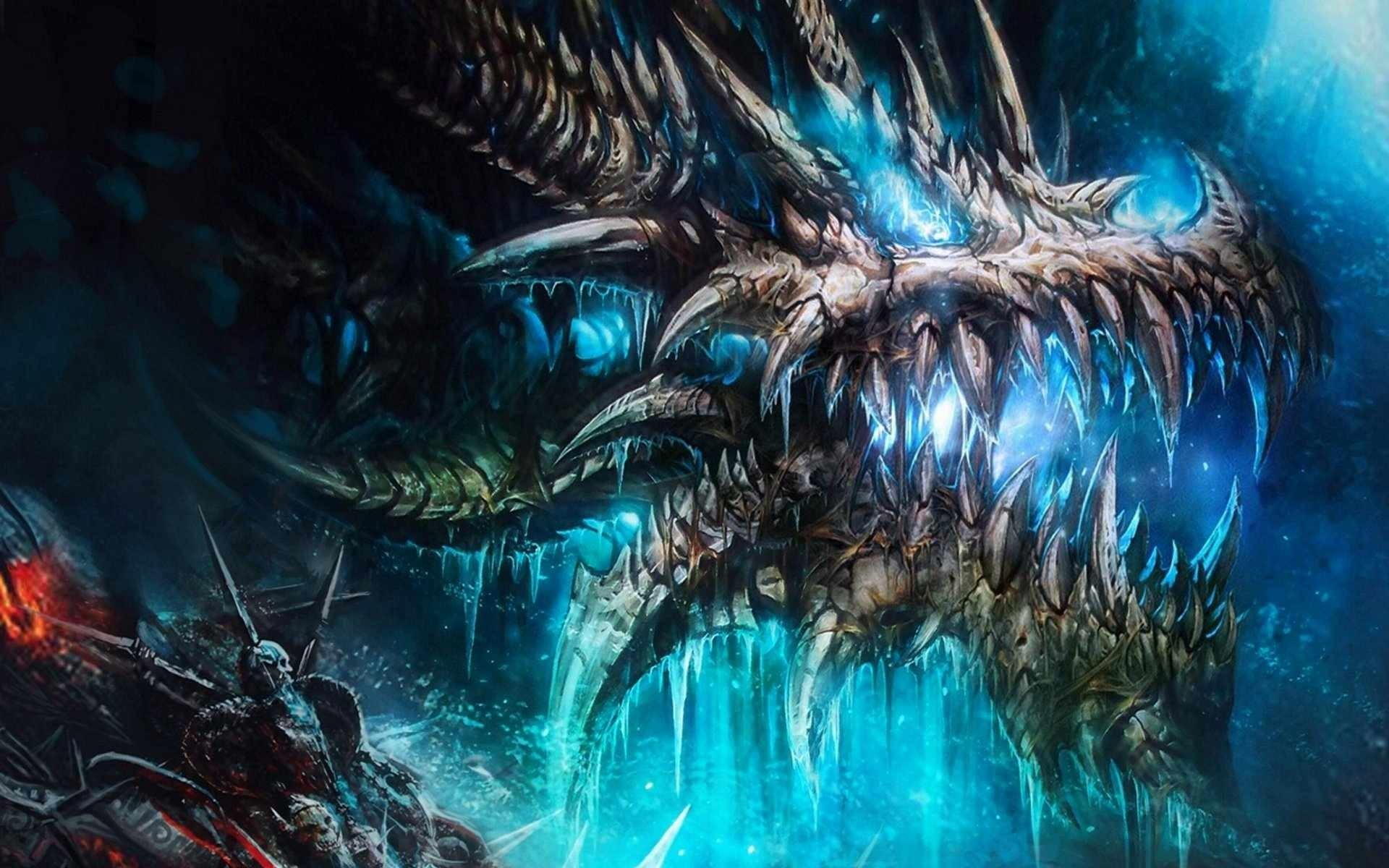 Awesome Dragon Wallpapers 80 Pictures