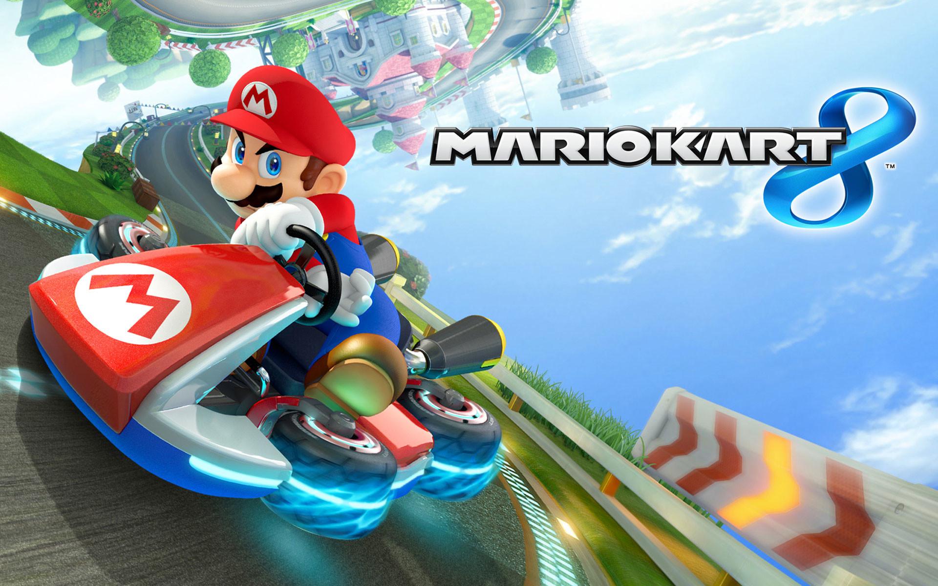 Mario Kart Wallpaper 69 Pictures