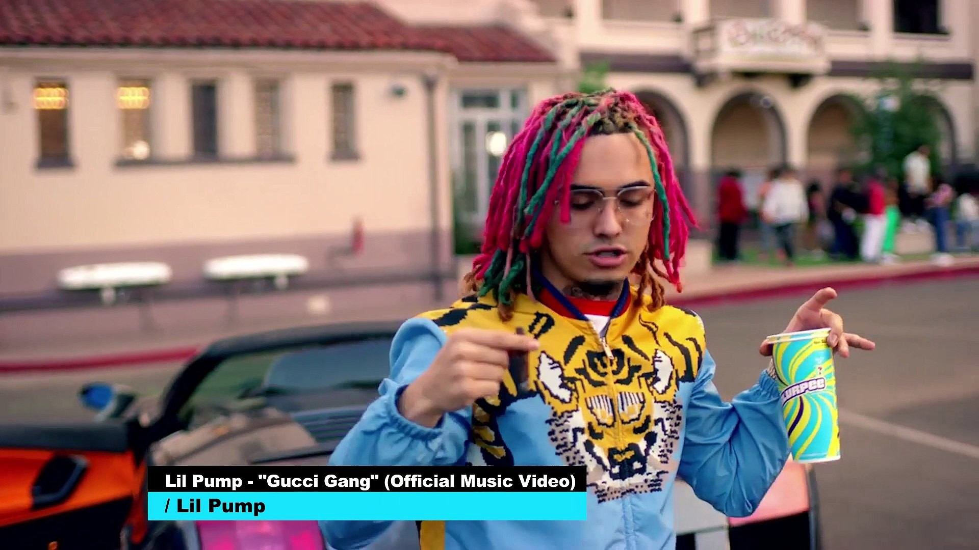 Lil Pump Wallpapers (74+ pictures)