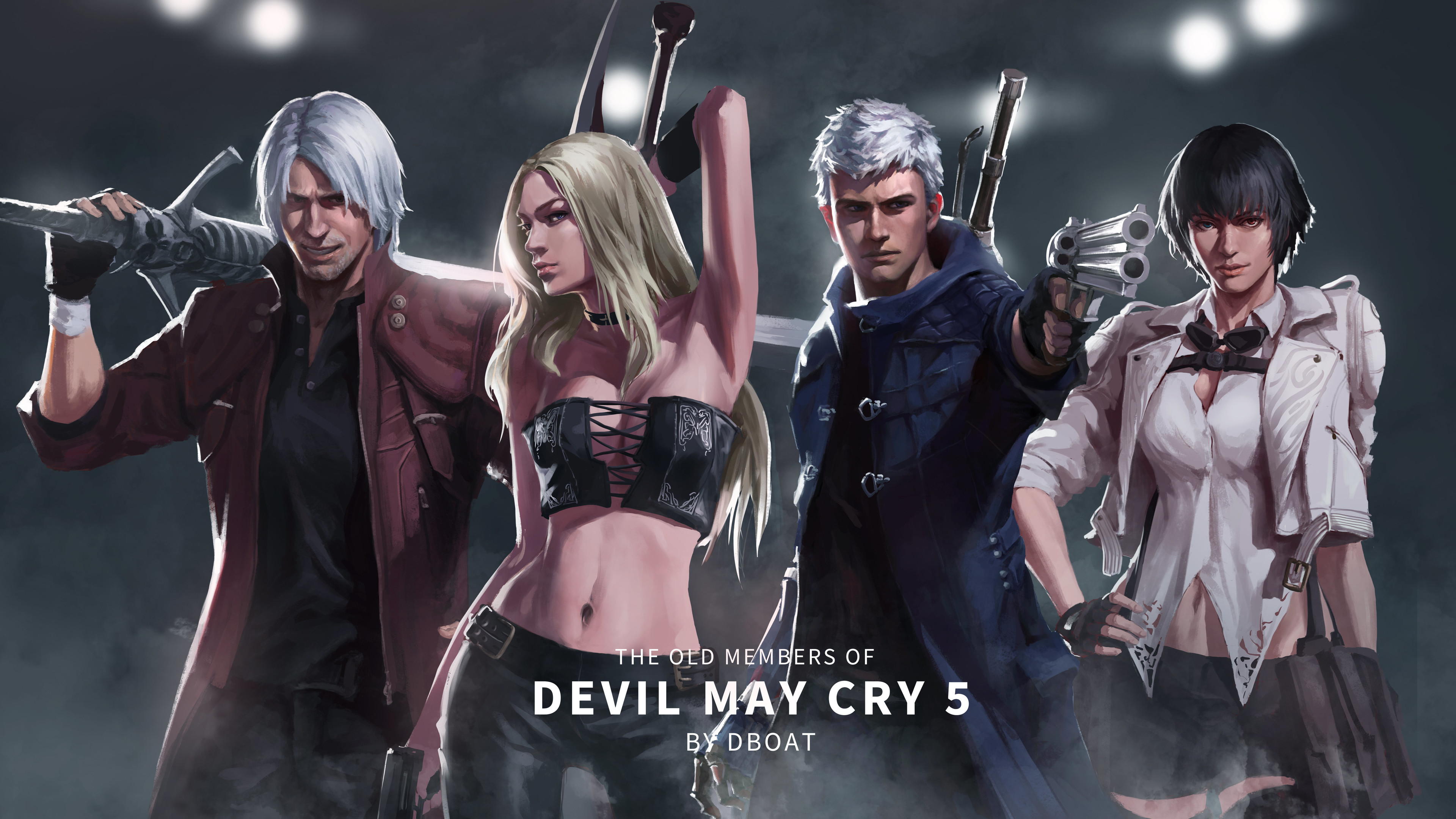 Devil May Cry 5 Wallpaper 77 Pictures