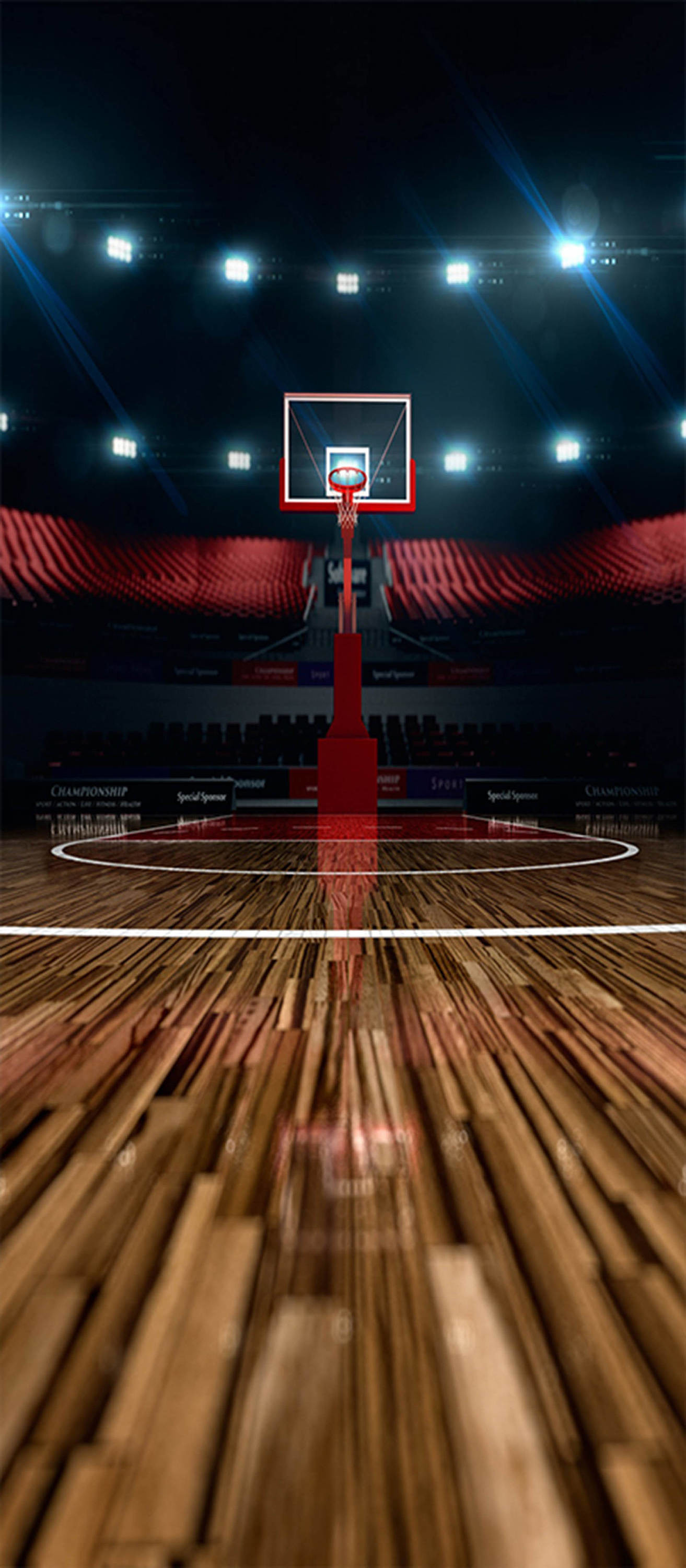 Basketball Court Wallpaper 61 Pictures