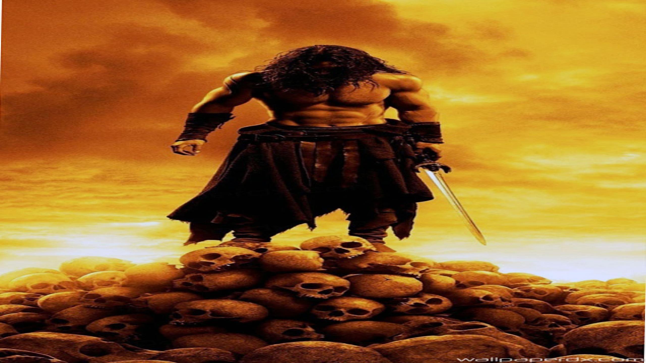 Conan the Barbarian Wa...