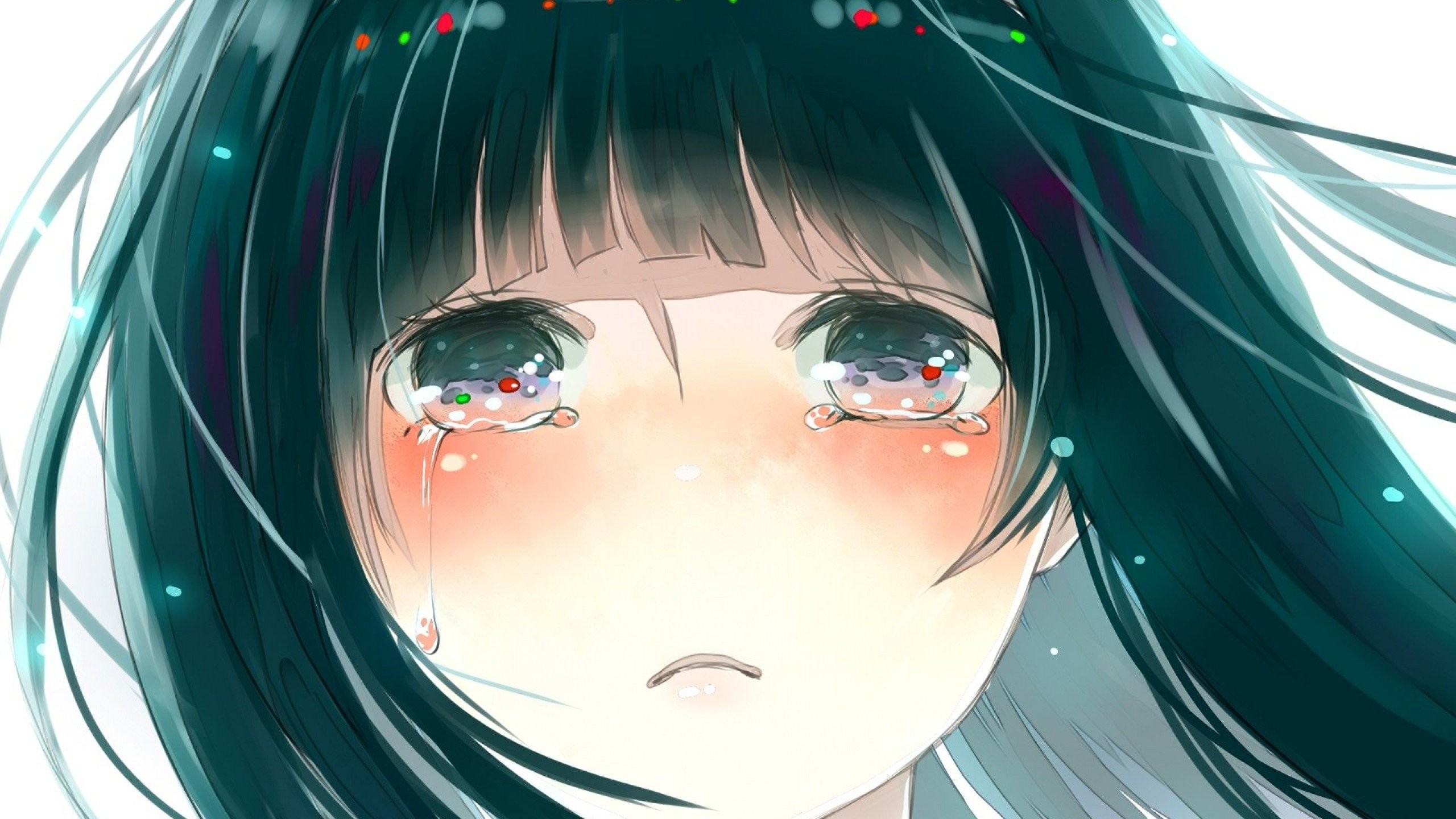 Sad Anime Faces Wallpapers (64+ pictures)