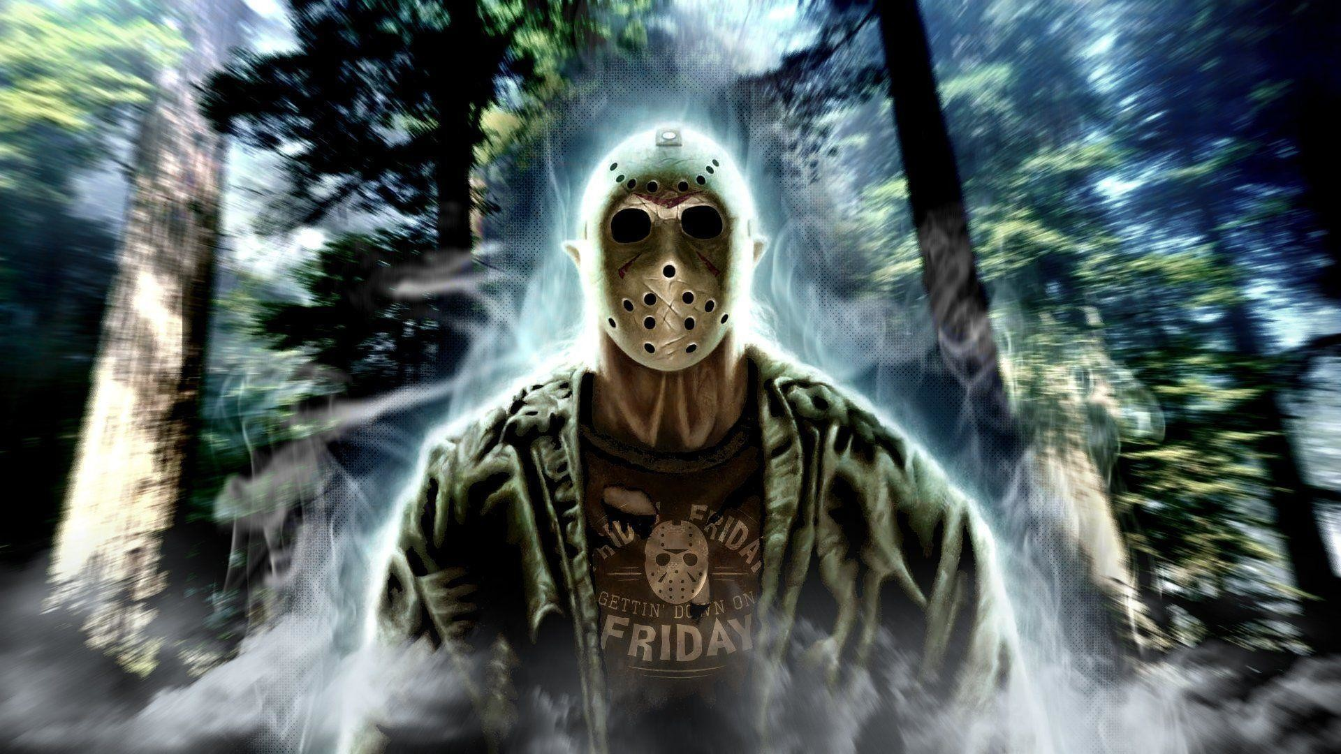Jason Voorhees Friday The 13th Wallpapers 71 Pictures