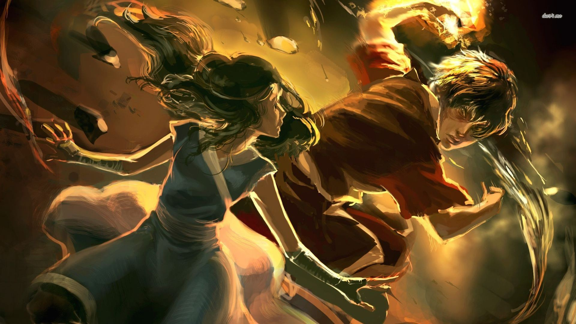 Avatar the Last Airbender Wallpapers (76+ pictures)