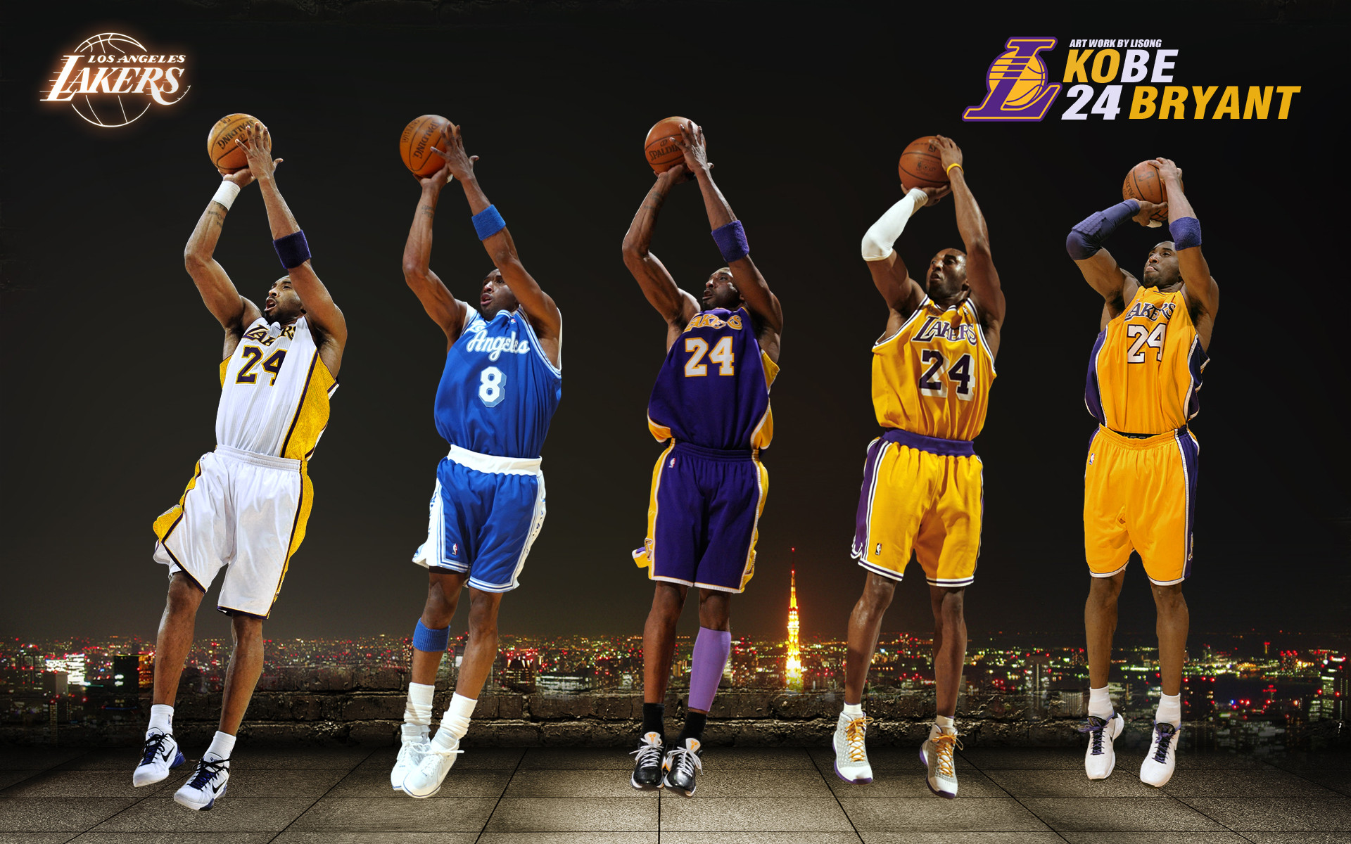 Kobe Bryant Wallpaper 24 67 Pictures