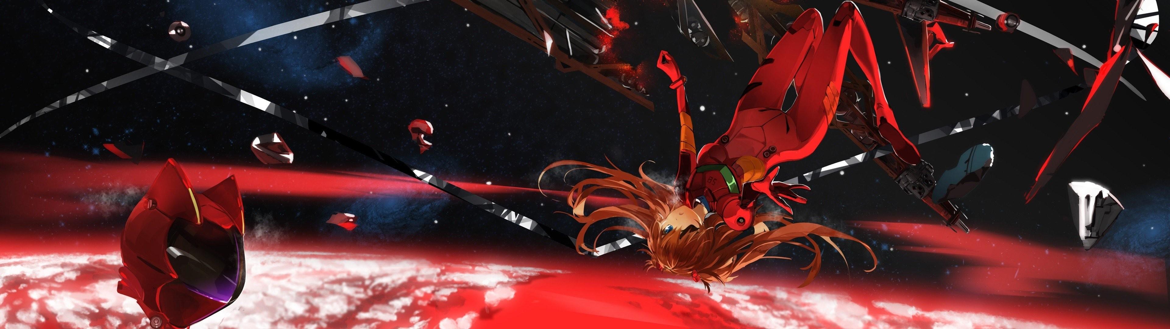 Anime Neon Genesis Evangelion Hd WallpaperSouryuu Asuka Langley