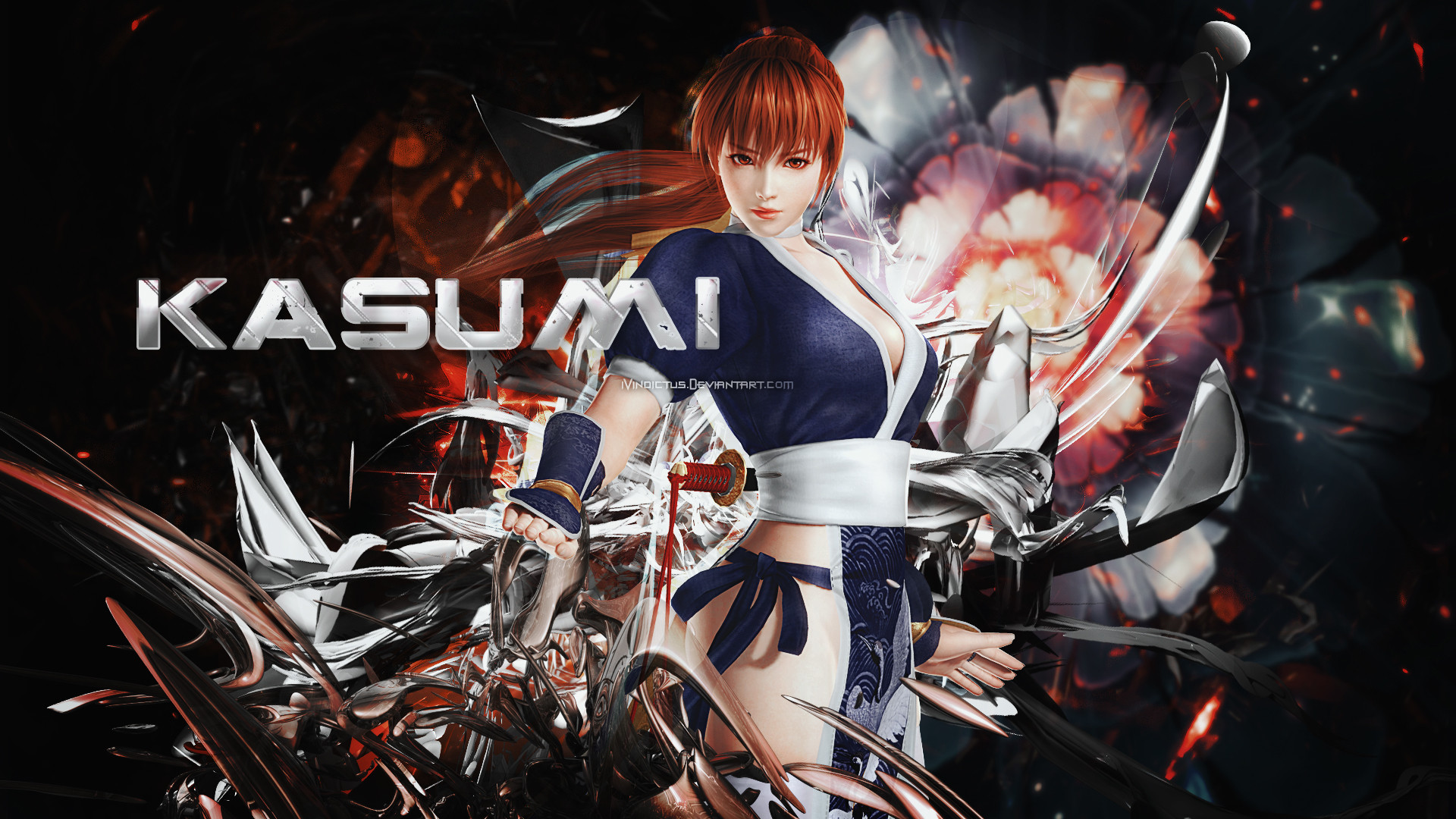 Kasumi Wallpaper 74 Pictures