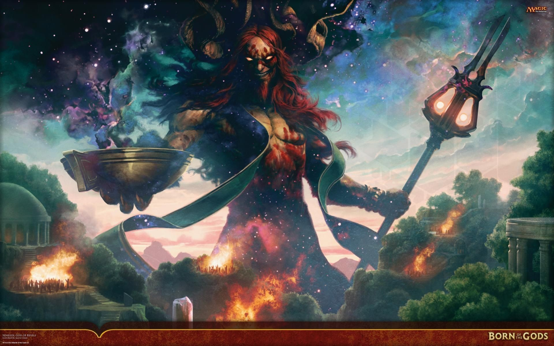 Magic the Gathering Wallpaper Land (82+ pictures)