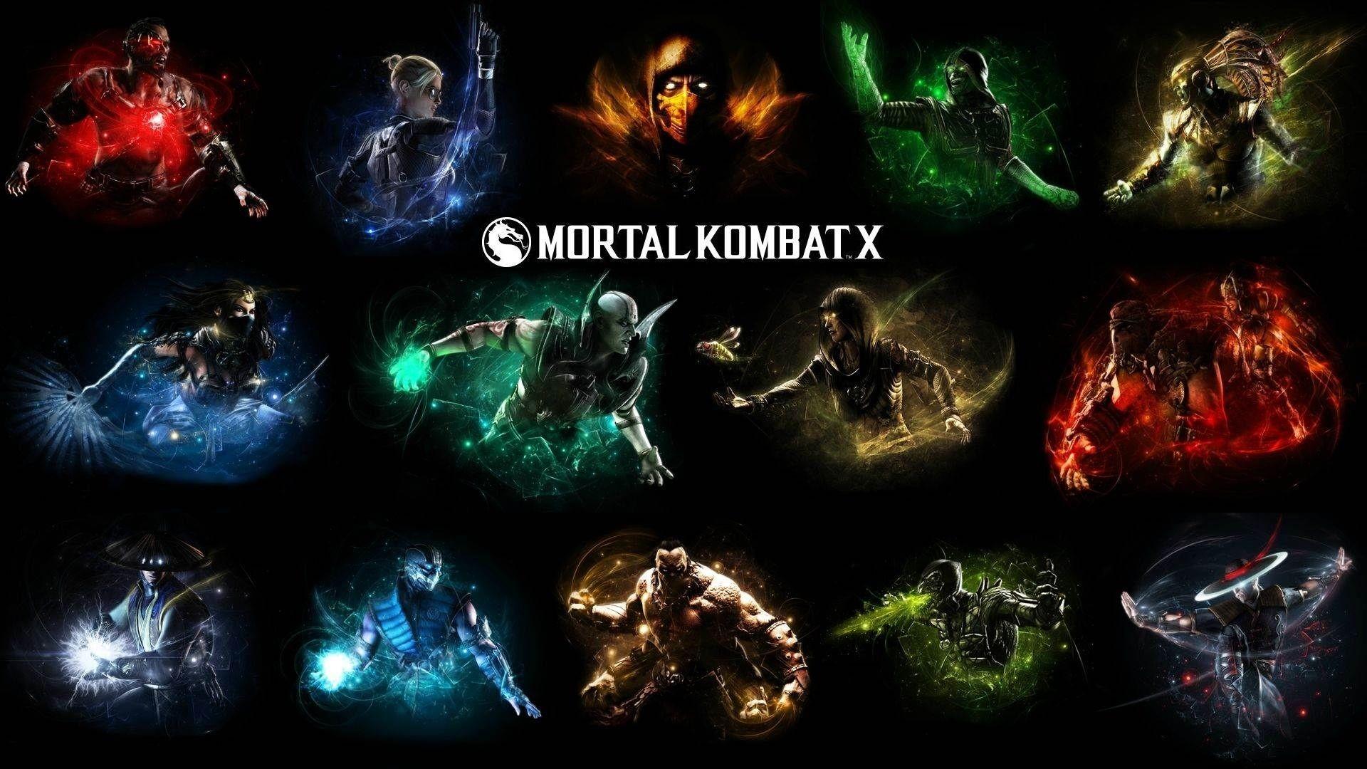 Mortal Kombat Wallpaper HD (78+ pictures)