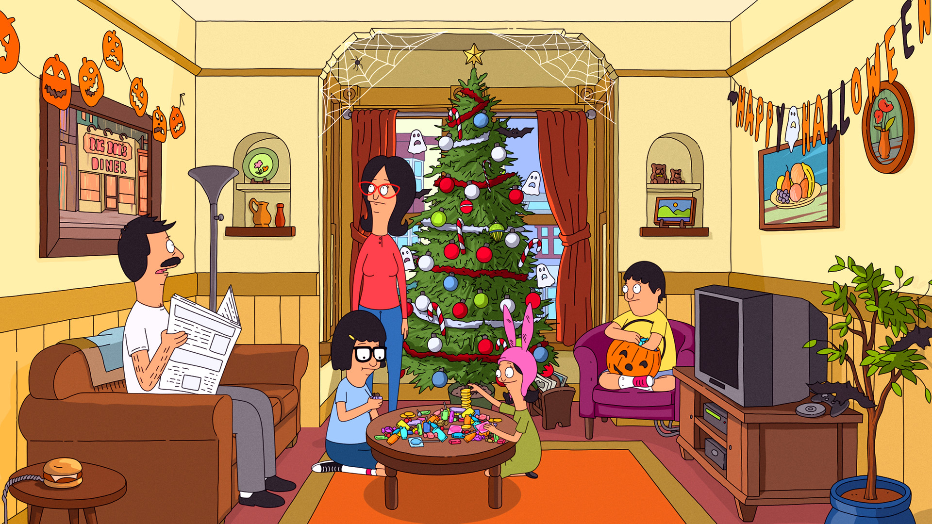 Bobs Burgers Wallpapers (77+ pictures)
