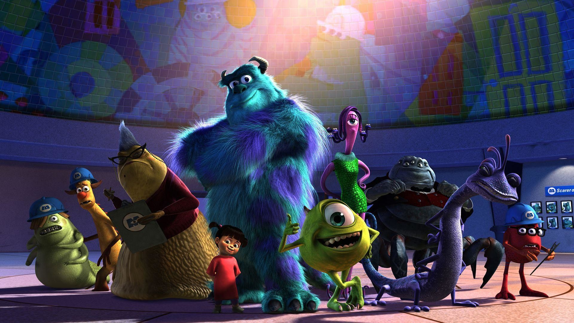 Monsters Inc Wallpapers 67 Pictures