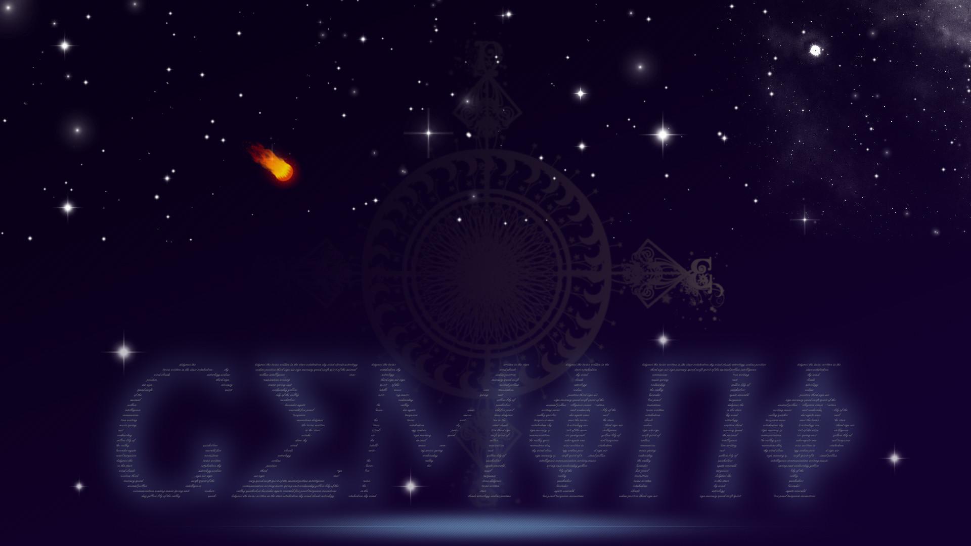 Gemini Wallpaper 72 Pictures