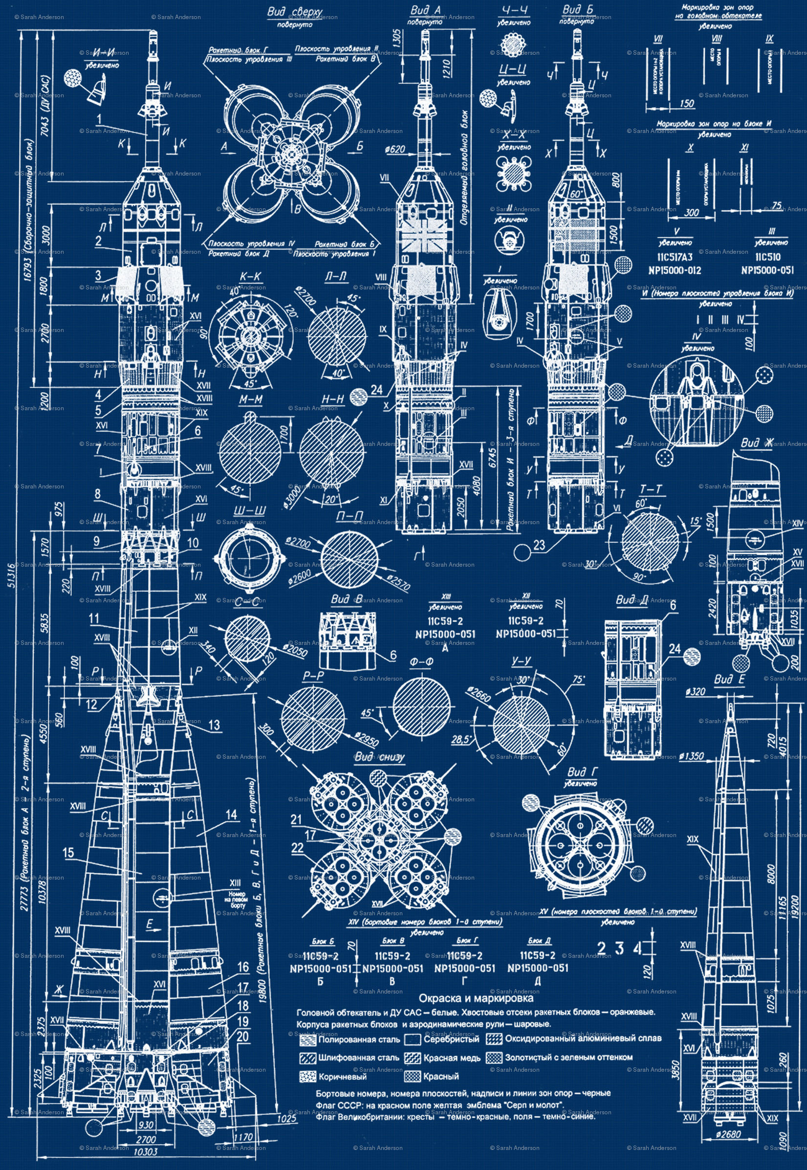 Blue Print Wallpaper (72+ pictures)