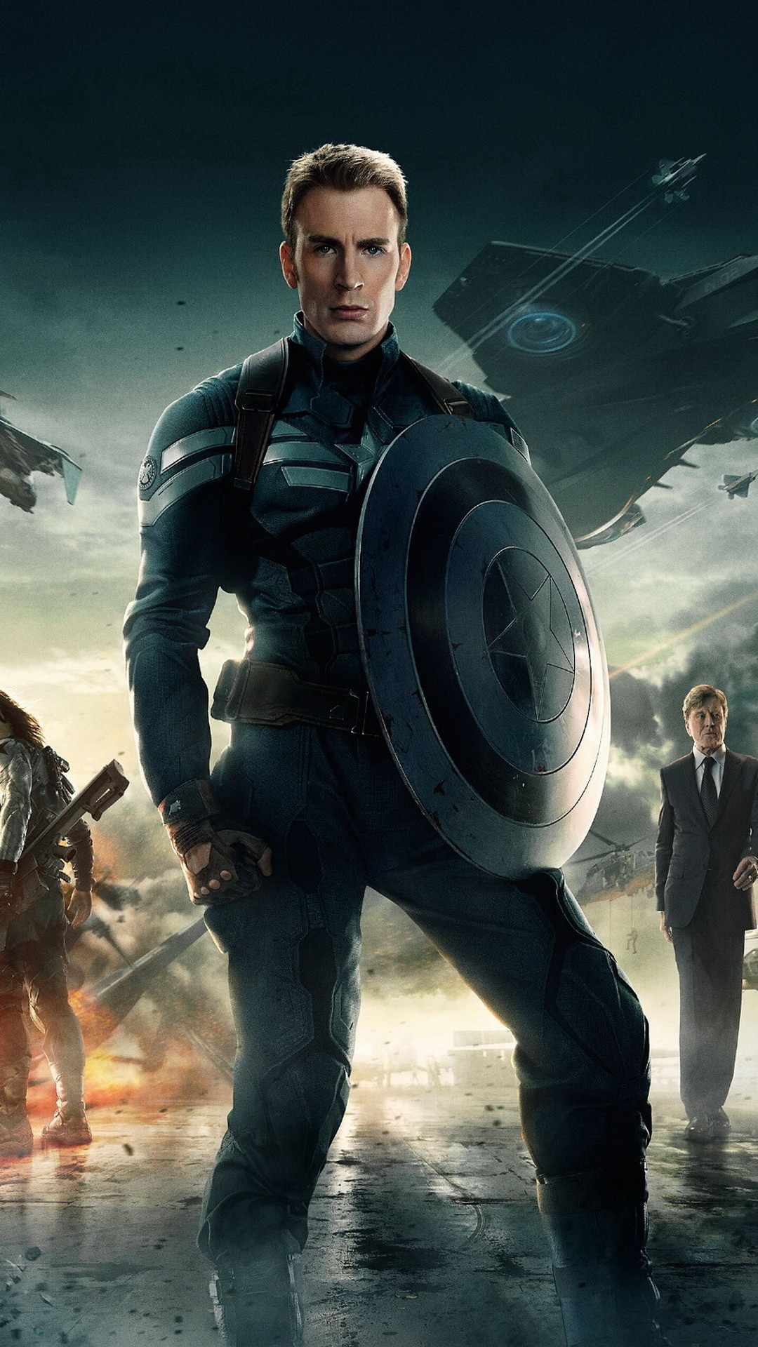 Captain America The Winter Soldier Wallpapers 82 Pictures