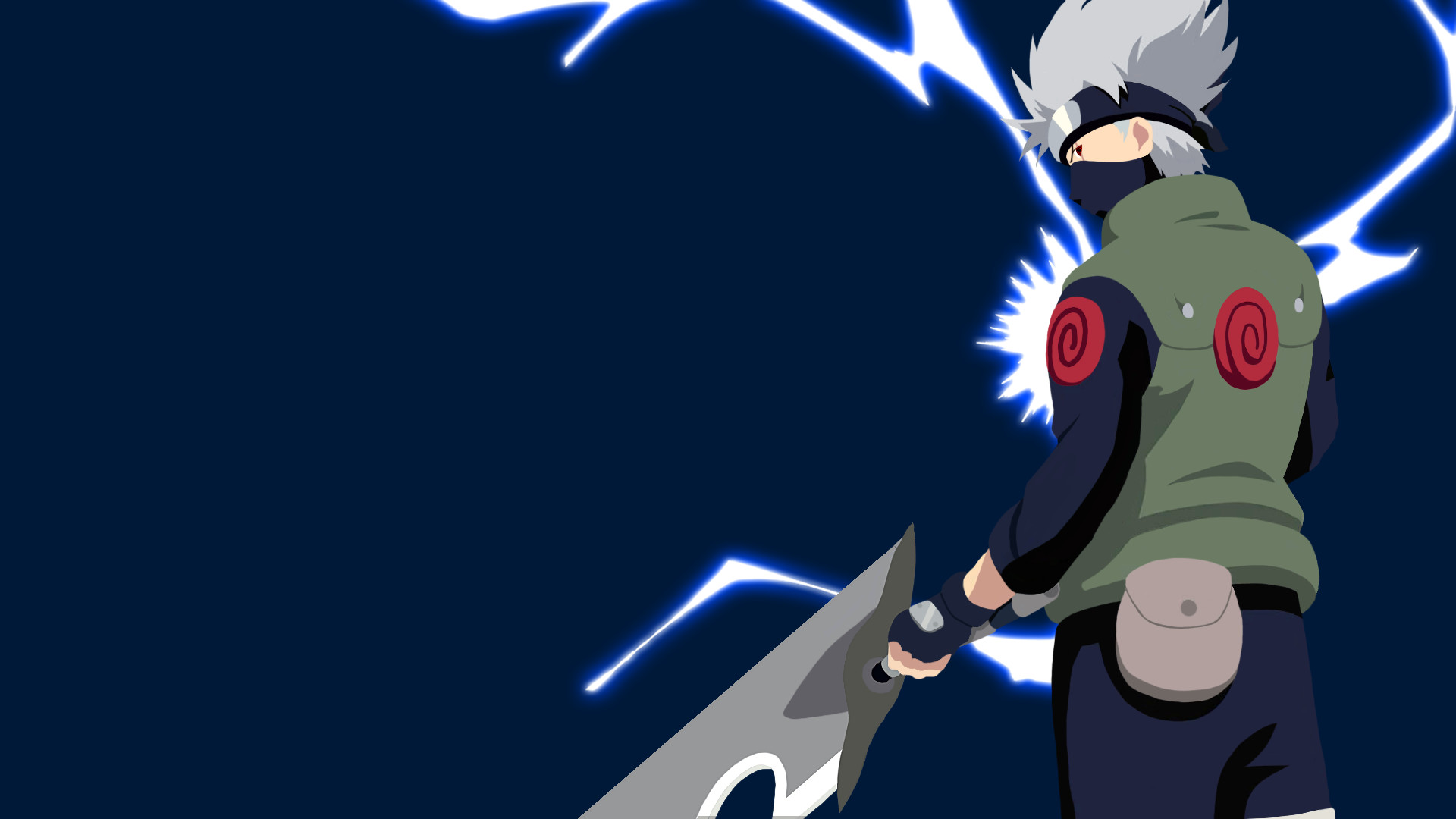 1920x1080 Video Game - Naruto Shippuden: Ultimate Ninja Storm Revolution Kakashi Hatake Naruto Wallpaper