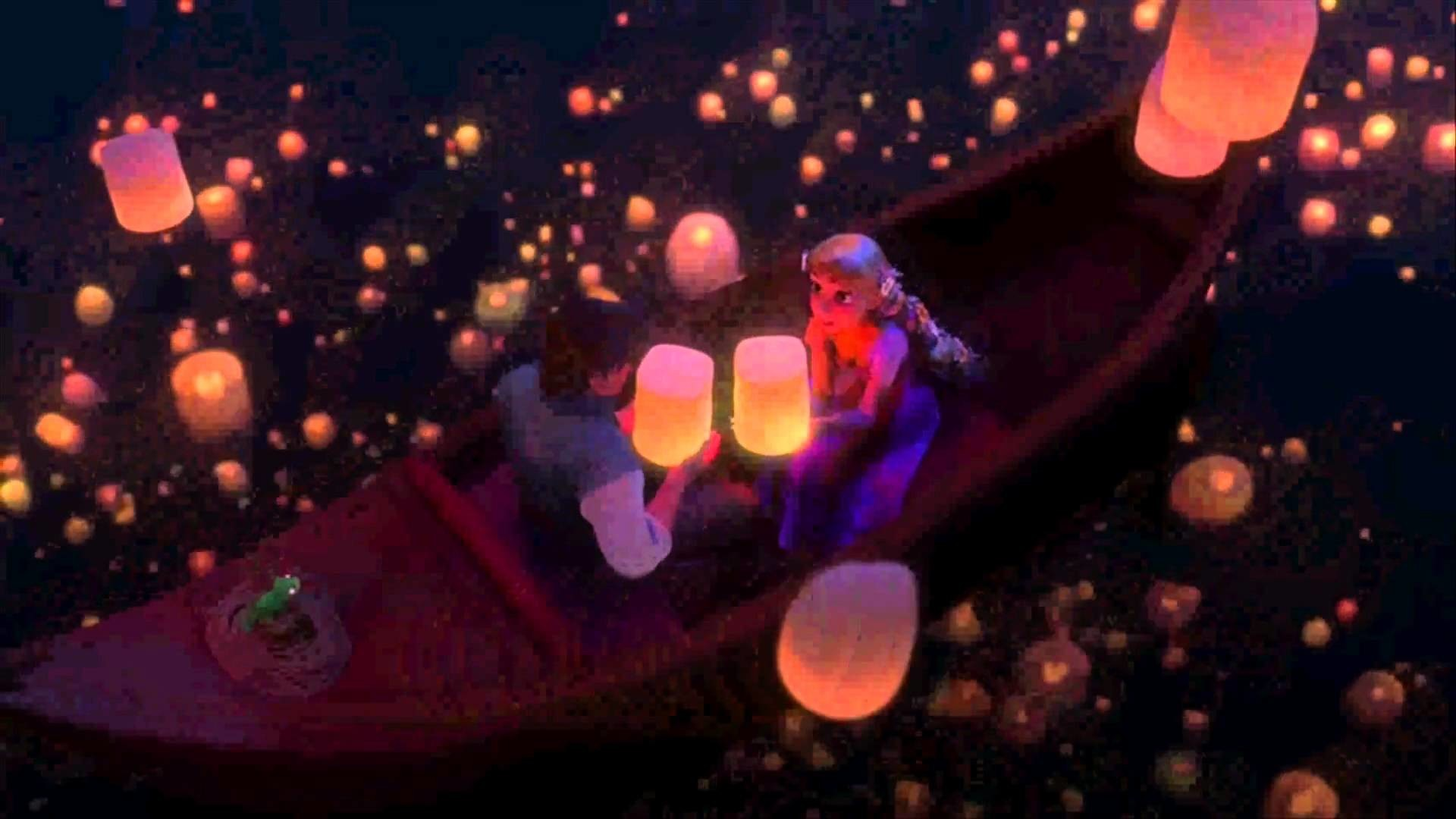 2560x1600 Tangled wallpaper