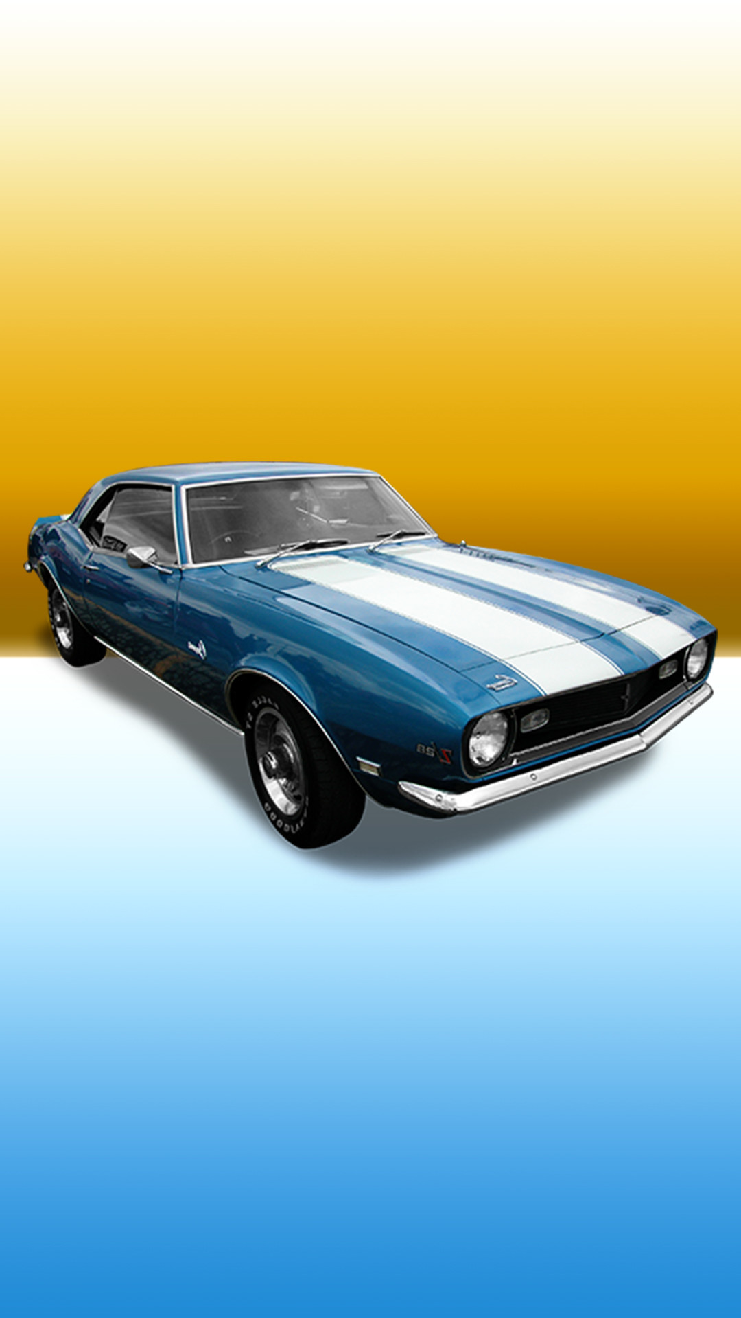 Cool Muscle Car Wallpapers (68+ pictures)