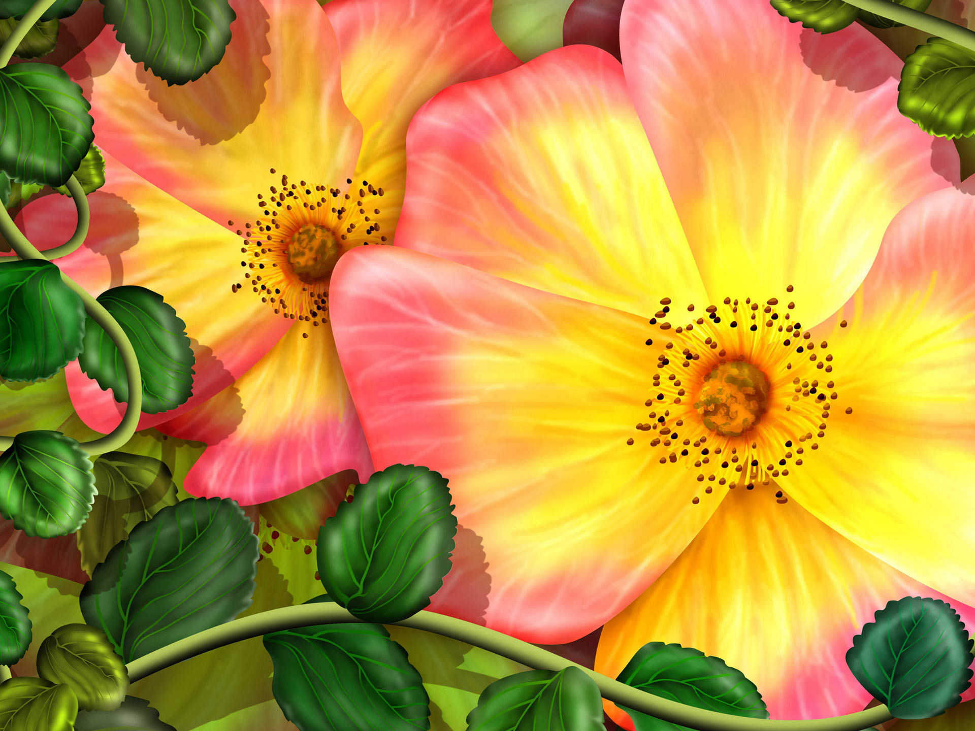 Exotic Flower Wallpaper 54 Pictures