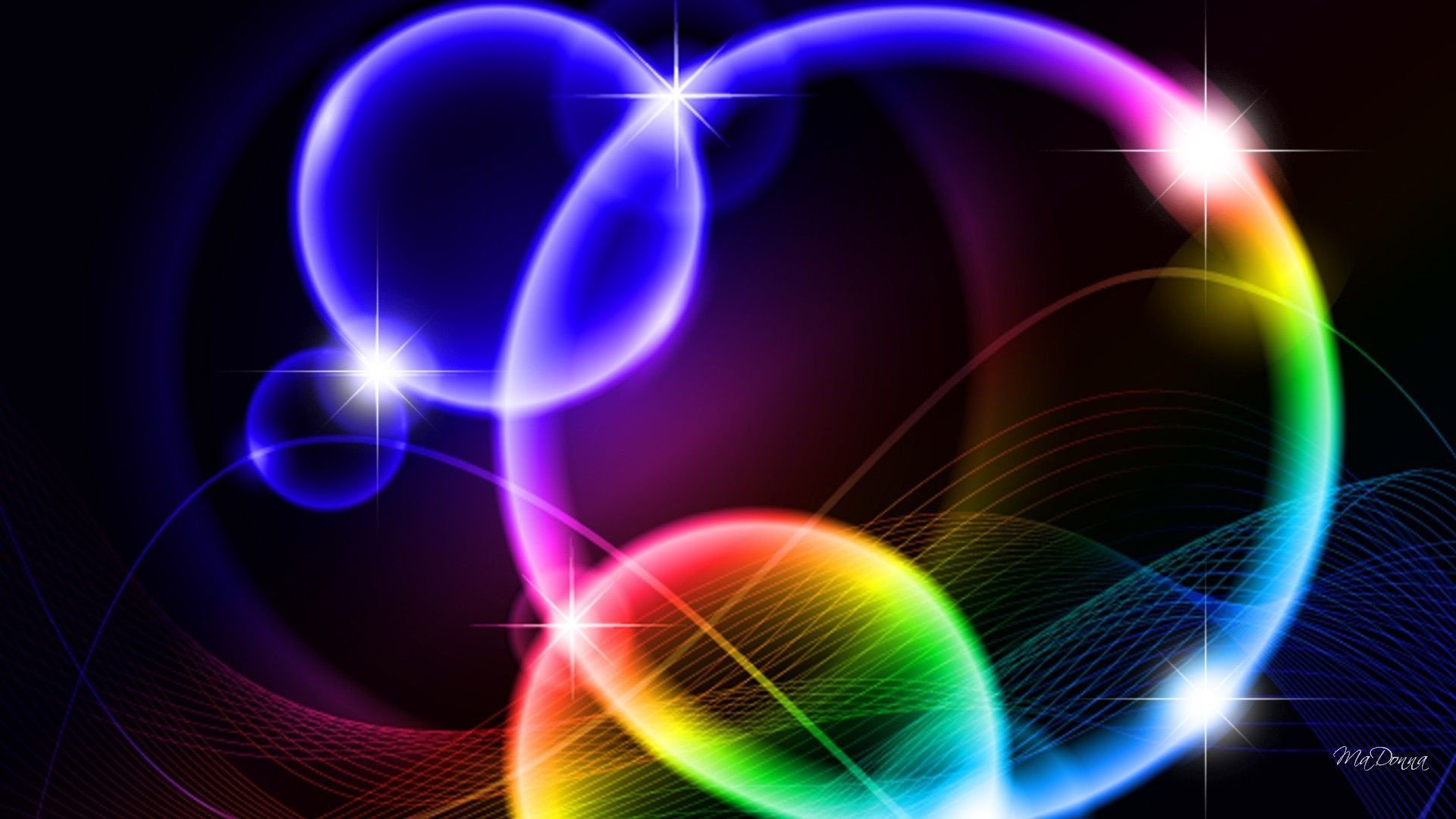 Bright Neon Backgrounds 34 Pictures