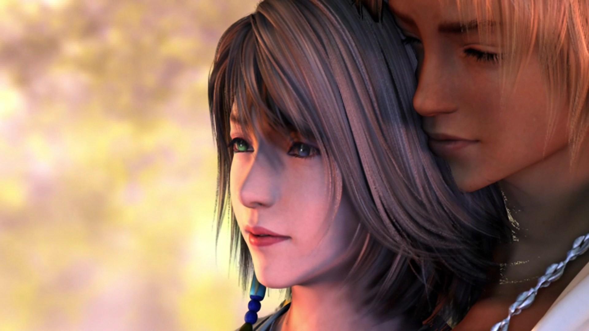 Yuna Final Fantasy Wallpapers background