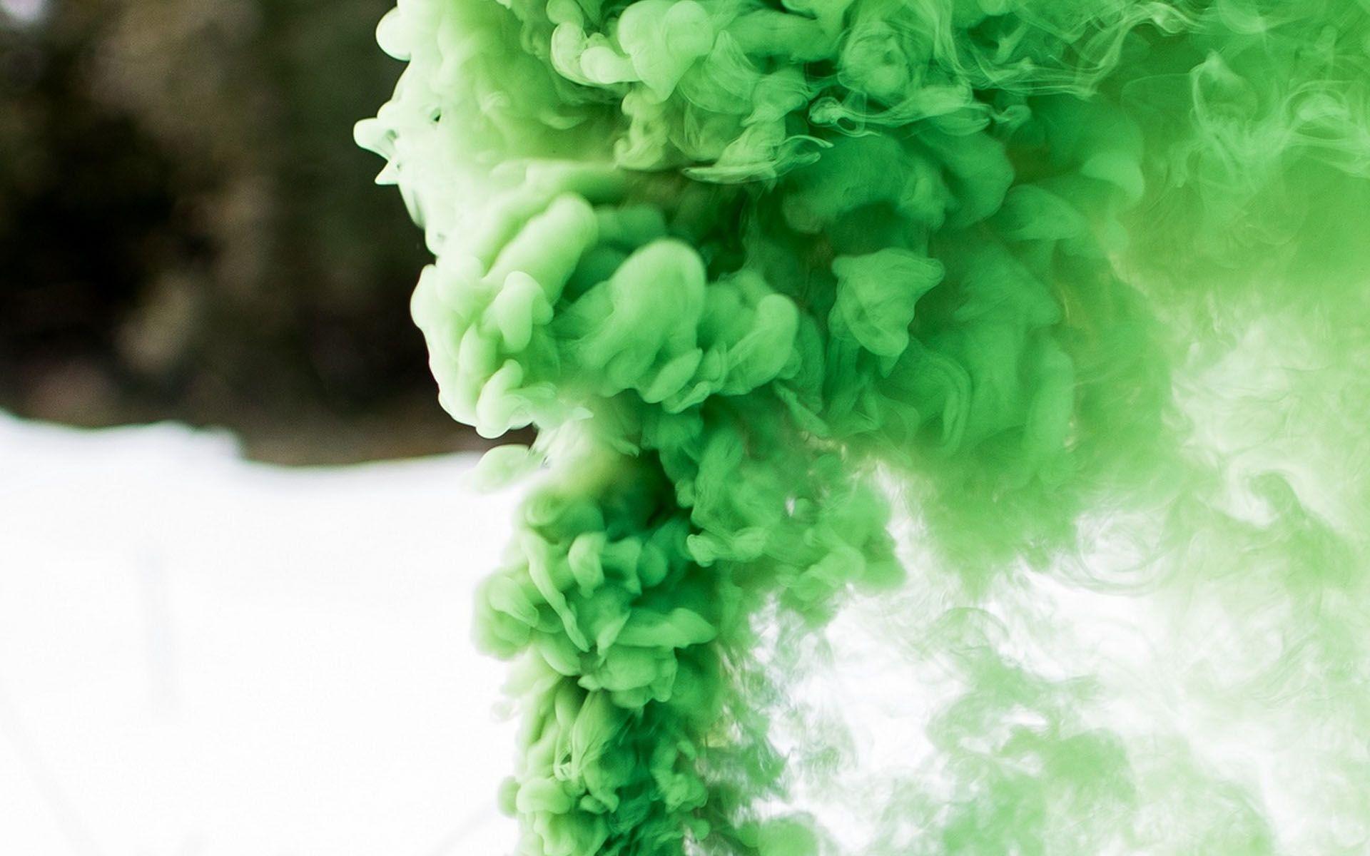 Green Smoke Wallpaper 62 Pictures