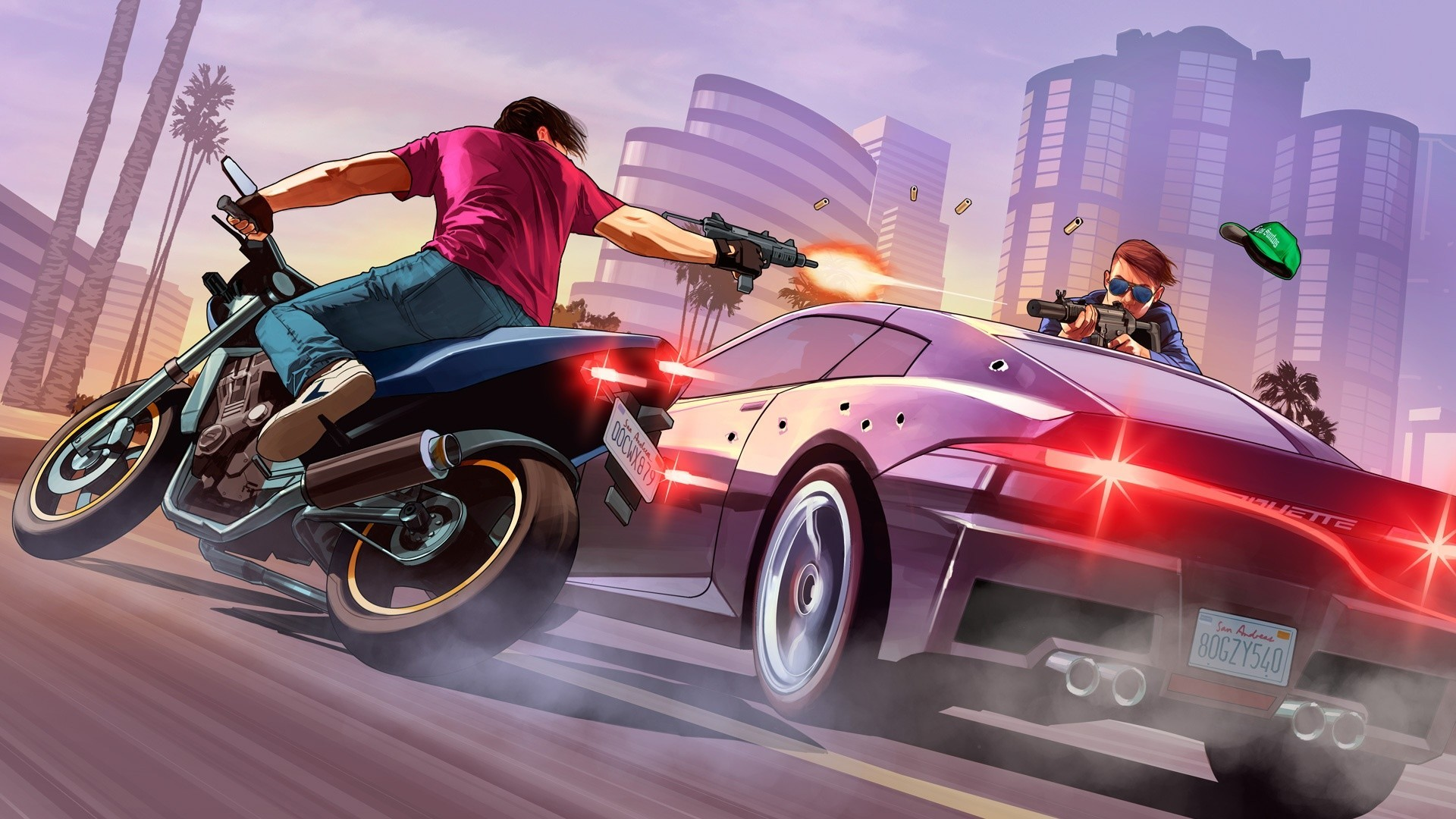 Grand Theft Auto Wallpaper 74 Pictures