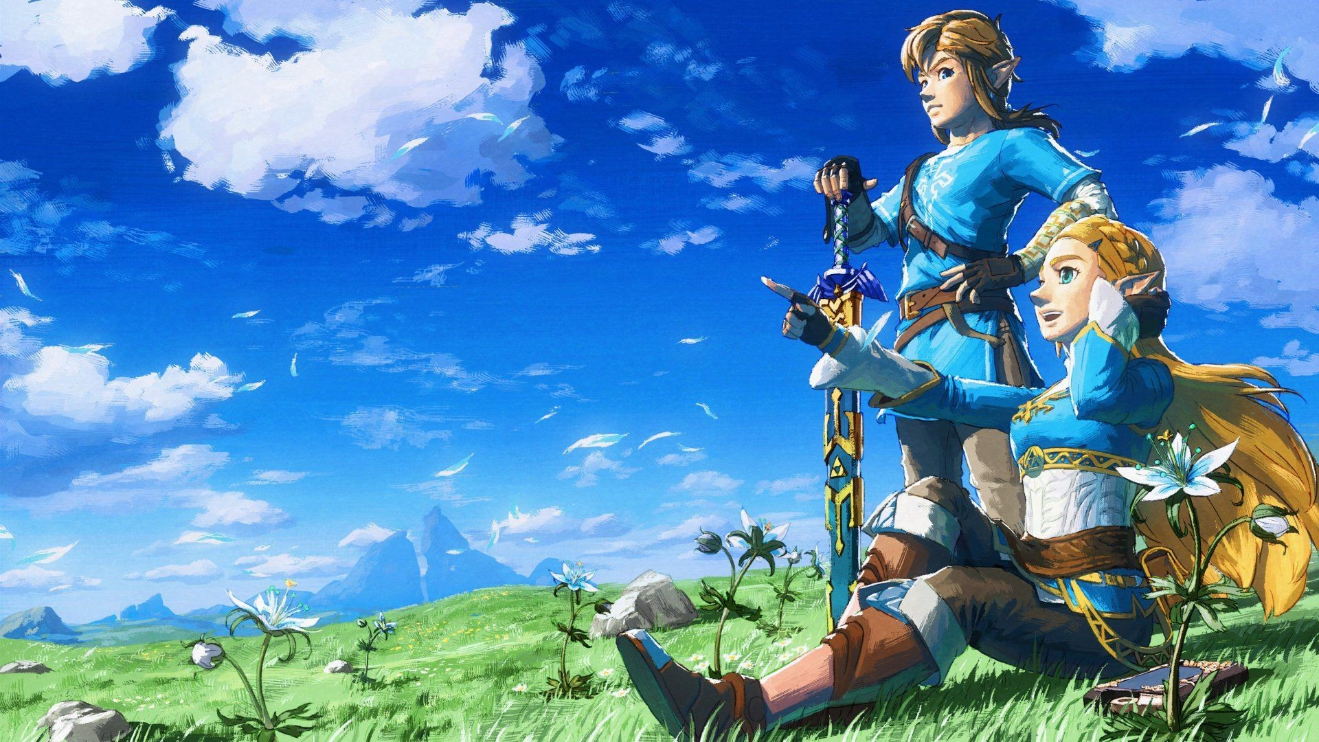 Zelda Link Wallpaper 75 Pictures