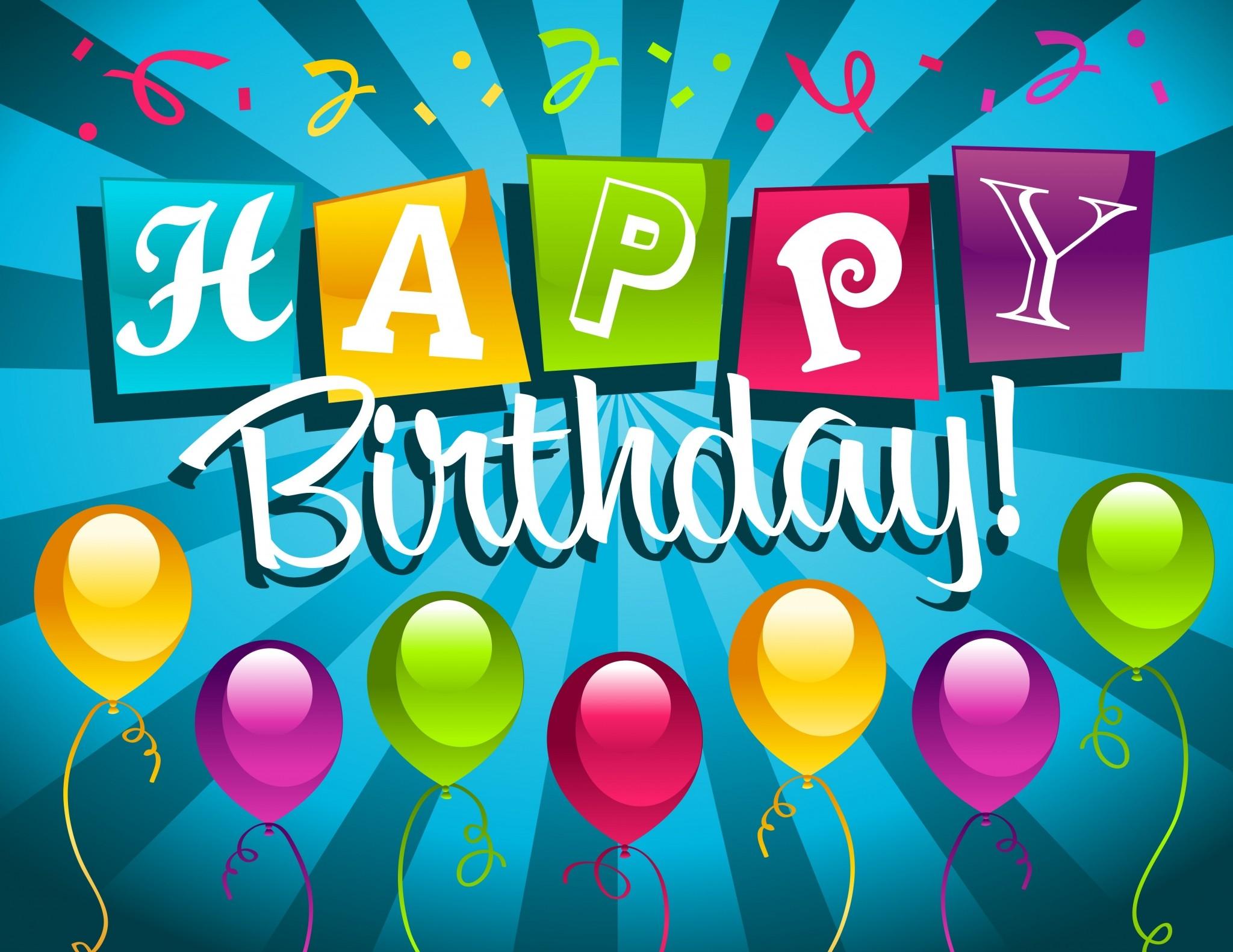 Happy Birthday Desktop Wallpaper (63+ pictures)