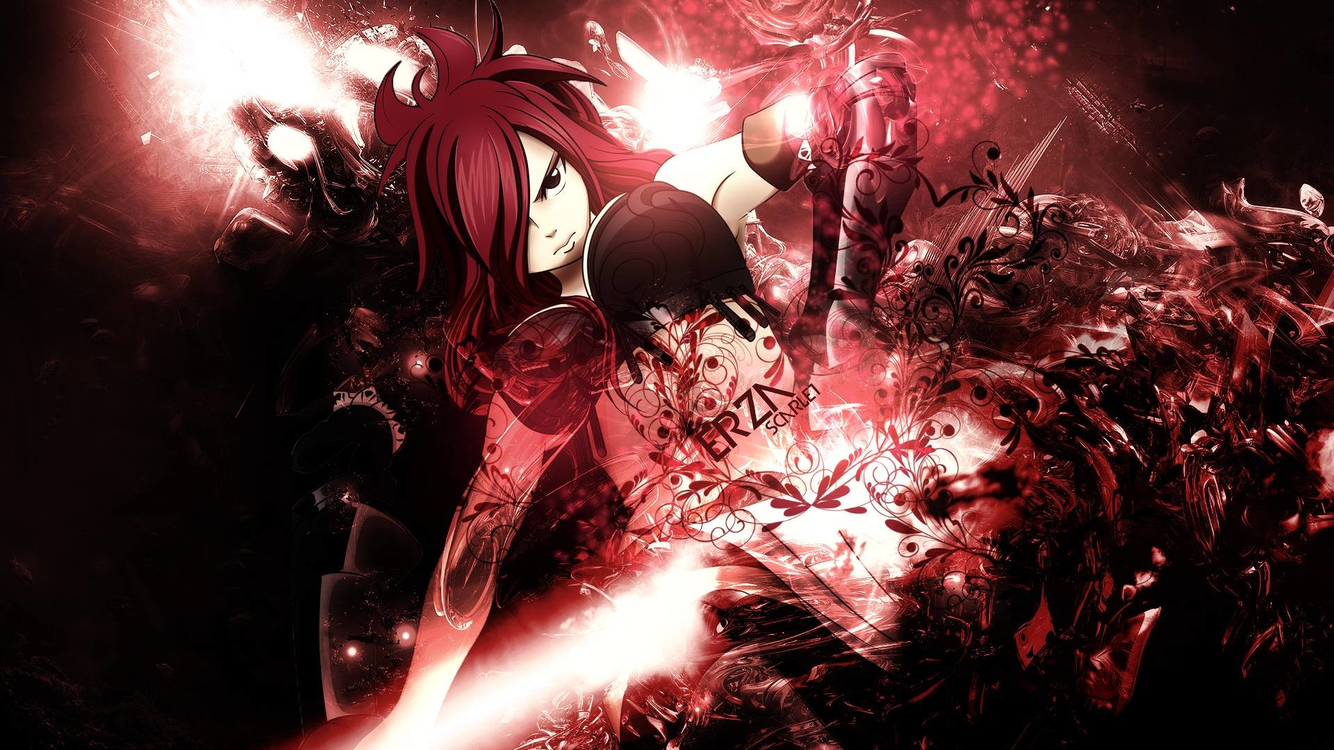 Fairy Tail Erza Wallpaper 75 Pictures