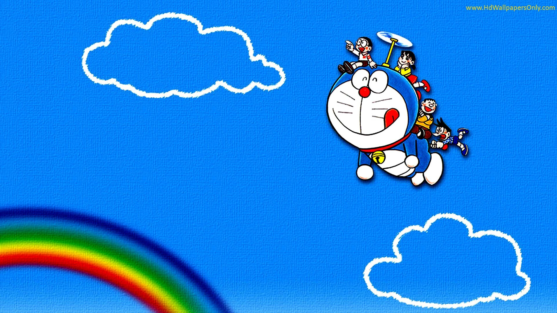 Doraemon And Friends Wallpaper 2018 78 Pictures
