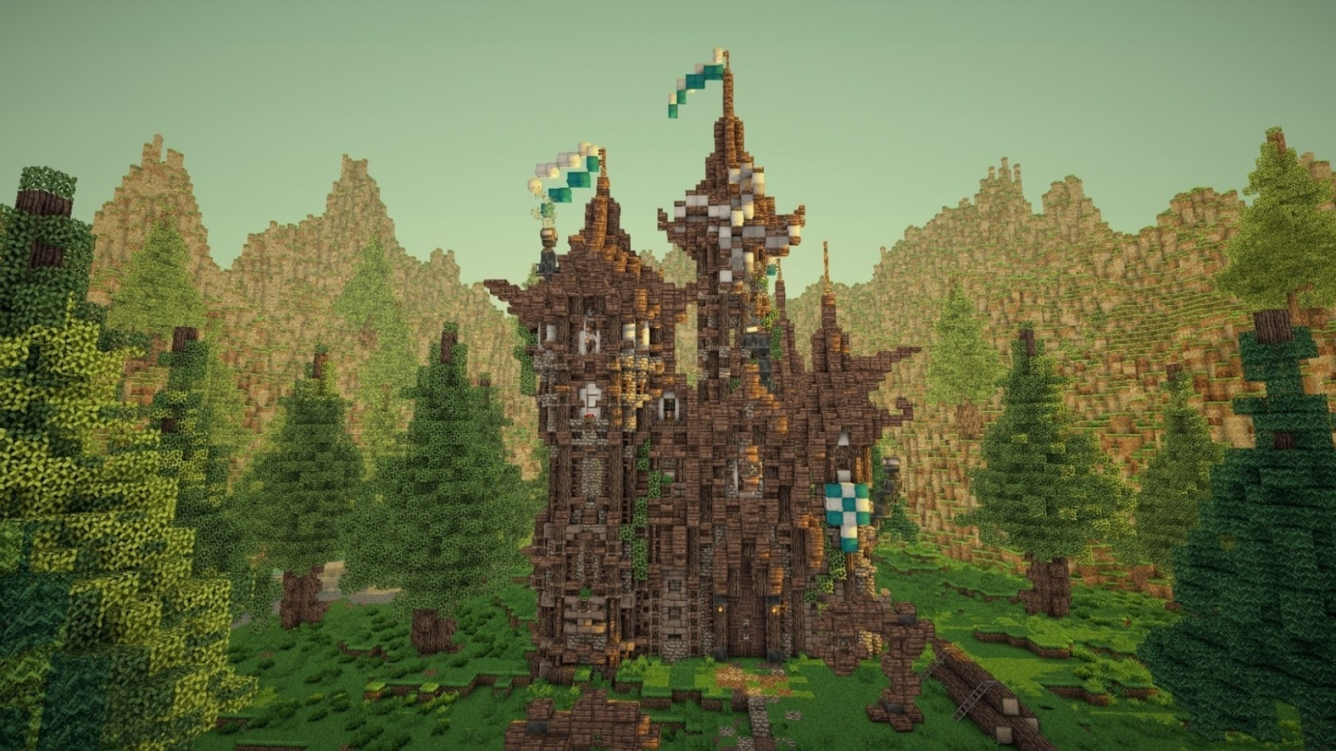 HD Wallpapers Of Minecraft Pictures - Minecraft computerspiele