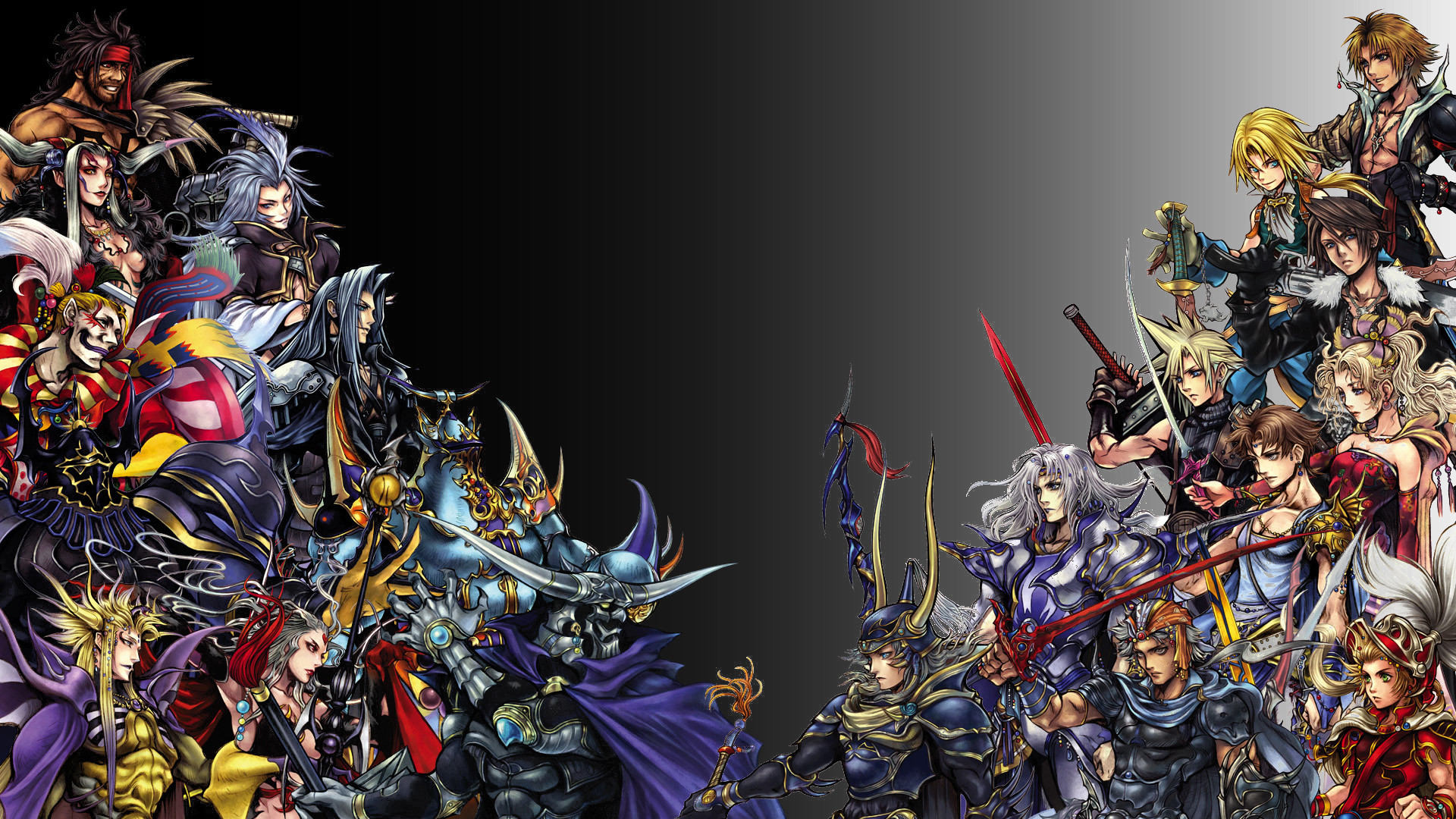 Final Fantasy Hd Wallpapers 85 Pictures