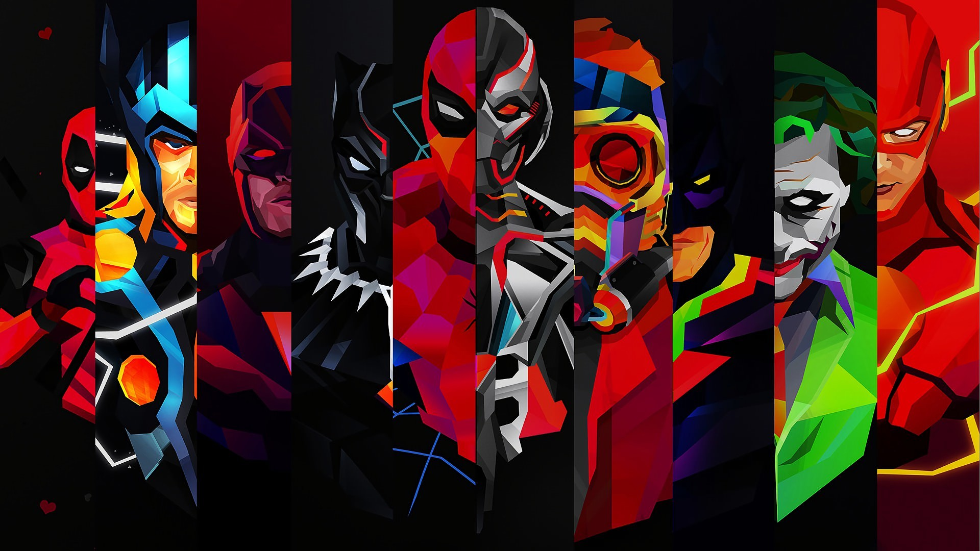 DC Heroes Wallpaper (68+ pictures)