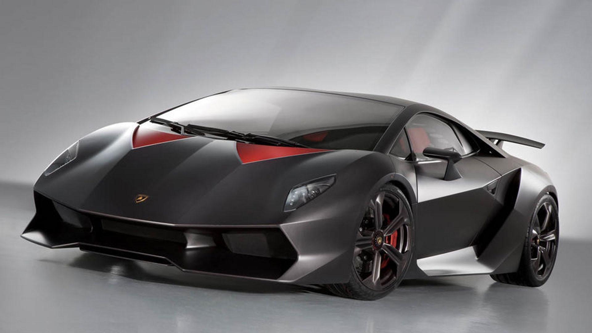 Car Lamborghini Sesto Elemento 1920x1080