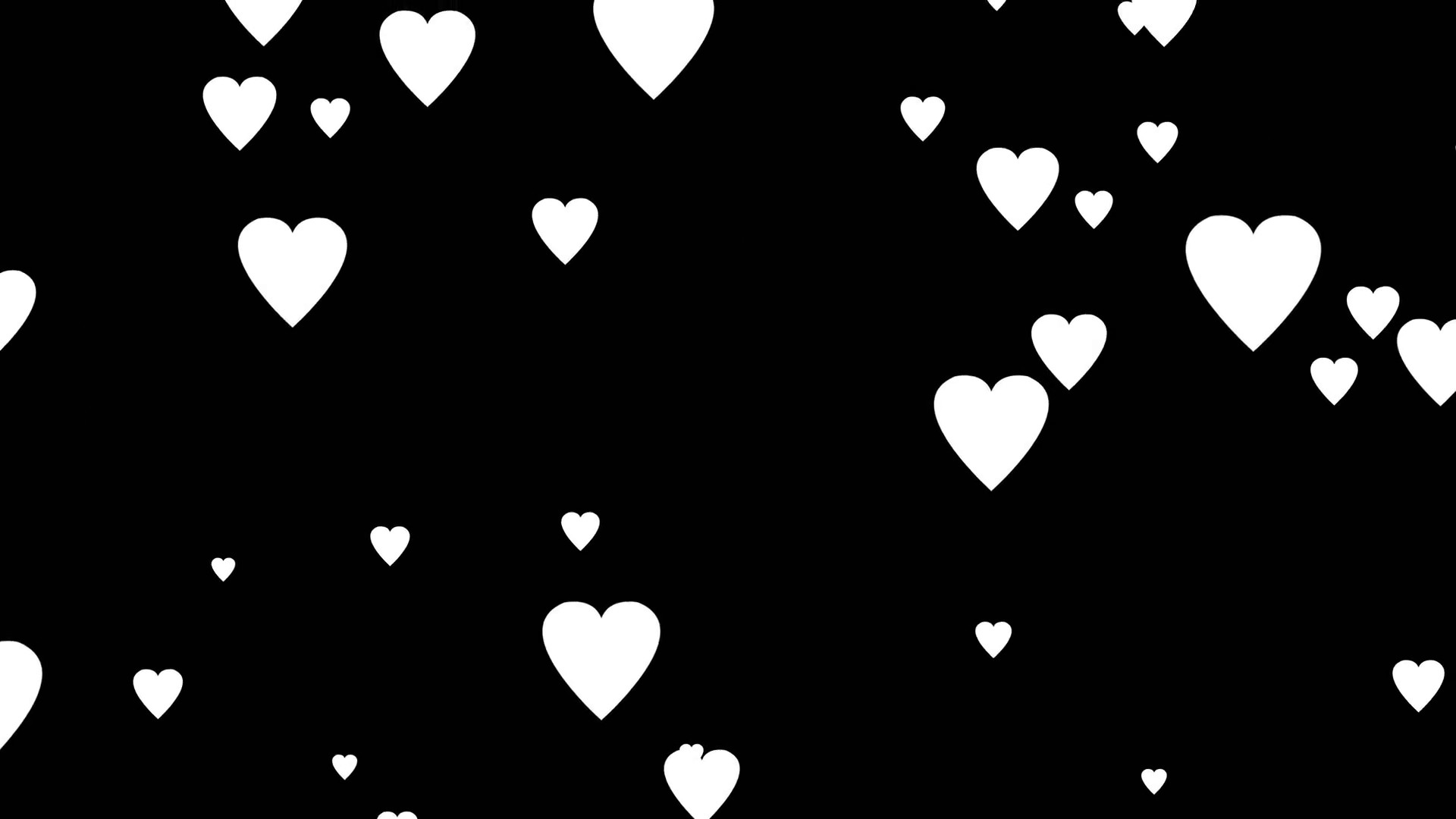Black And White Hearts Background 28 Pictures