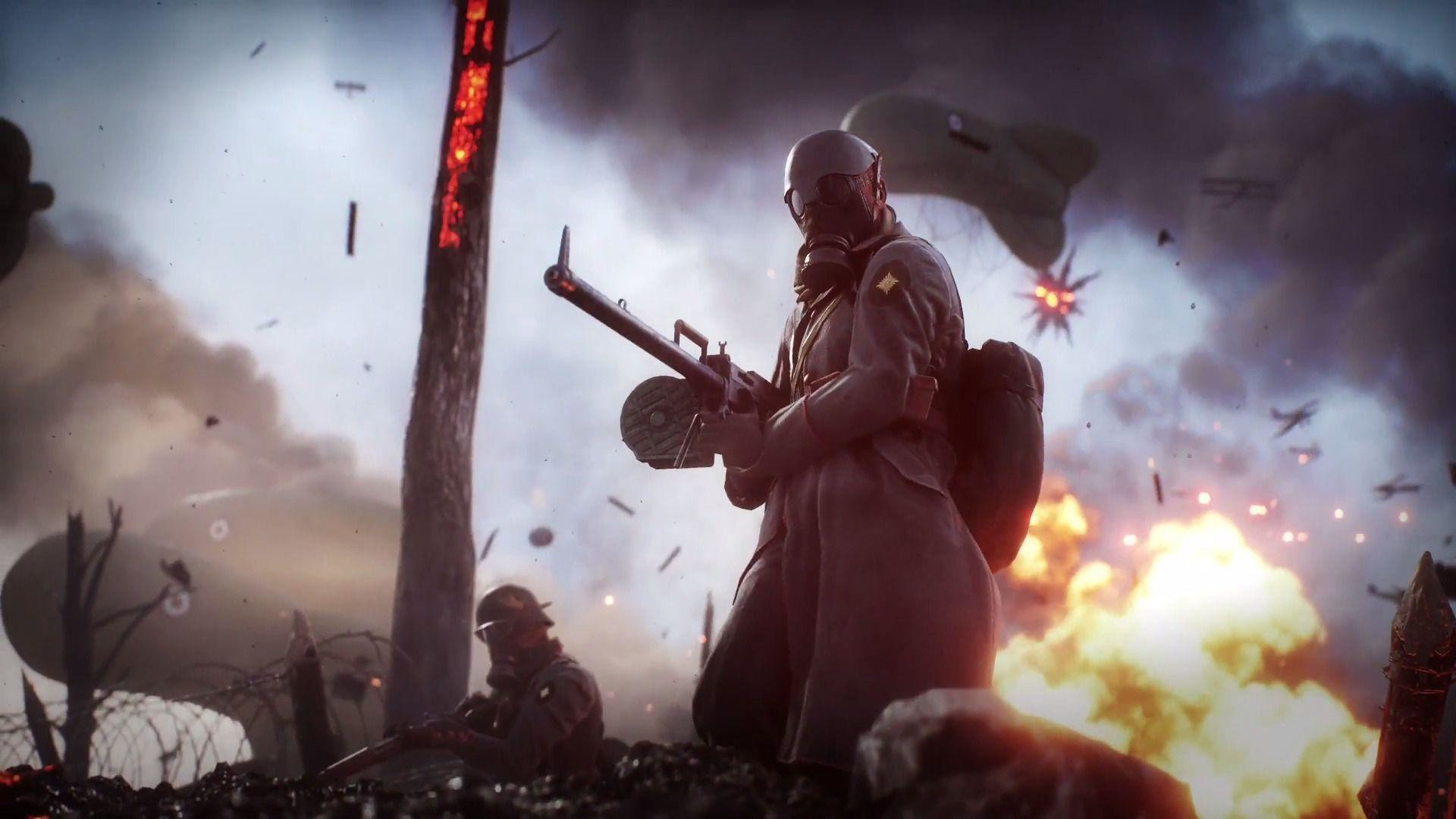 Bf1 Wallpapers (81+ pictures)