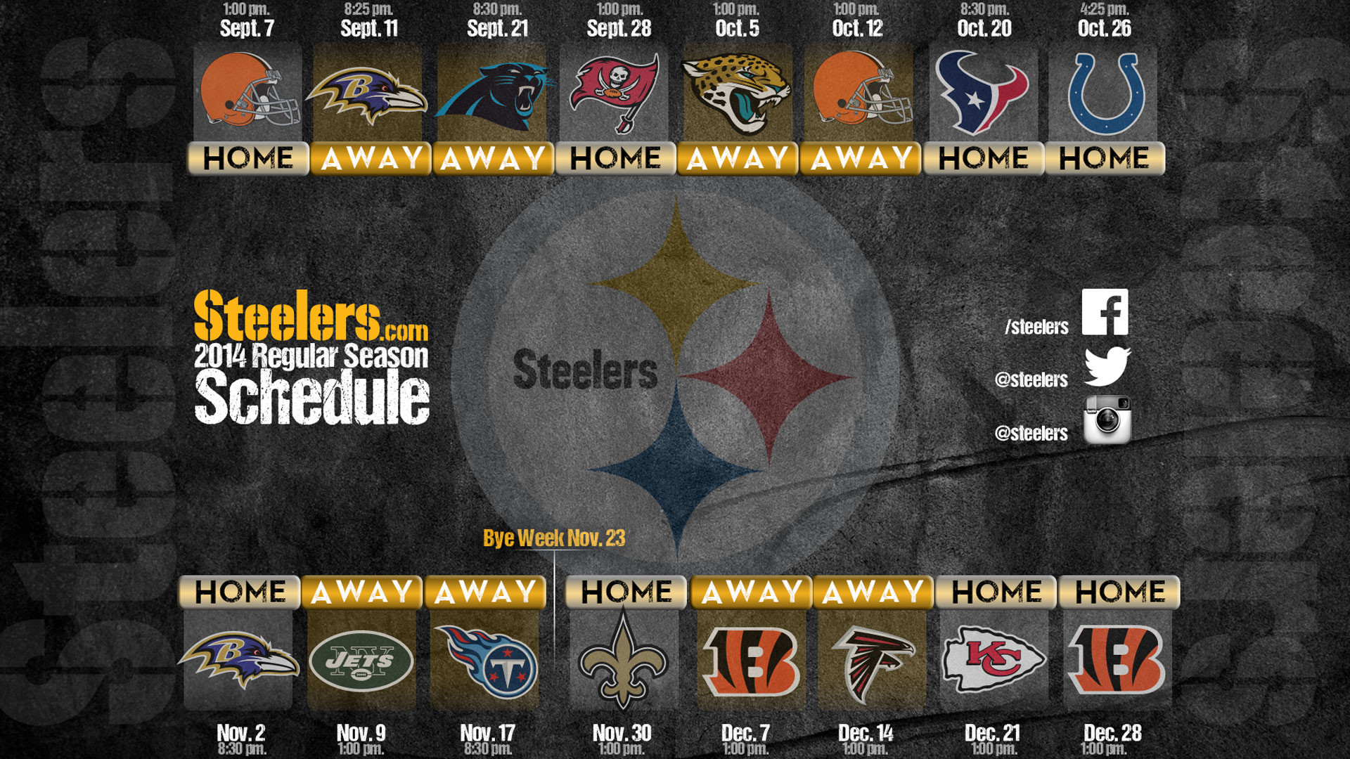Pittsburgh Steelers Backgrounds 68 Pictures