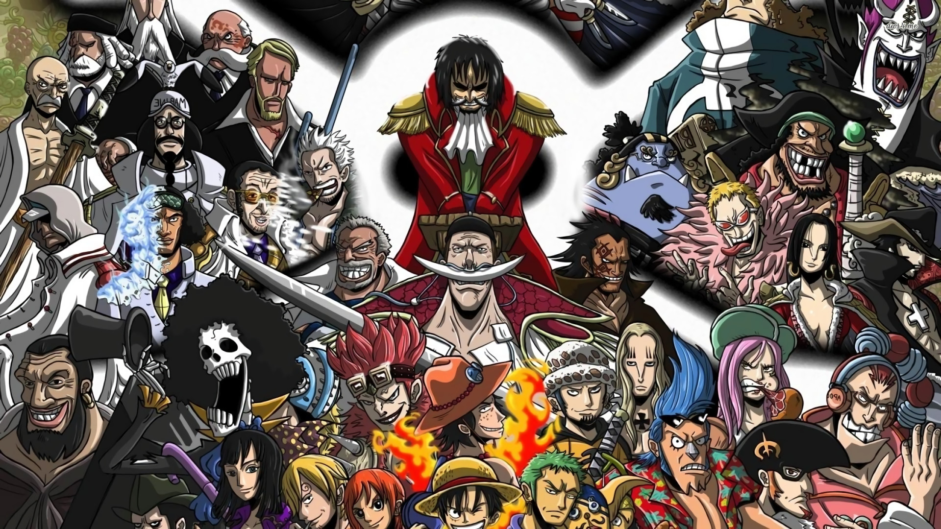One Piece Wallpaper 4k - Wallpaper Collection