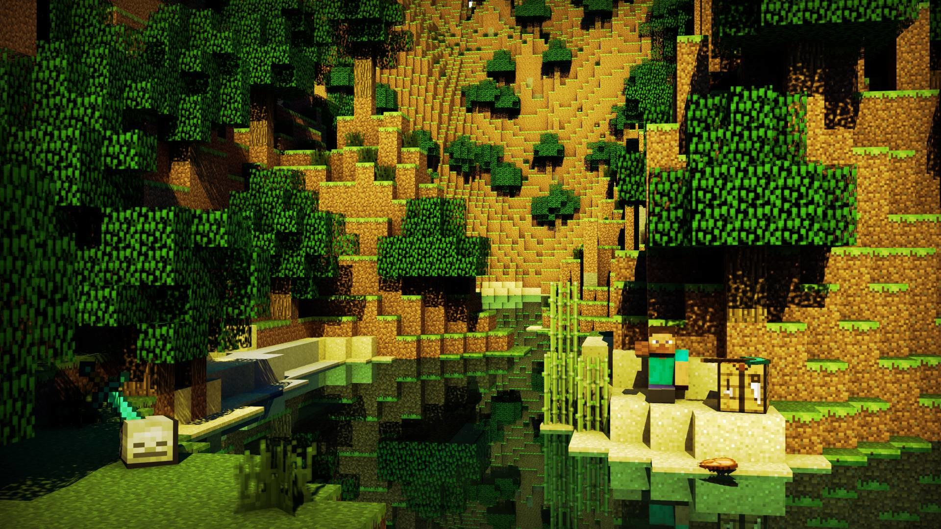 Minecraft Background Wallpaper 73 Pictures