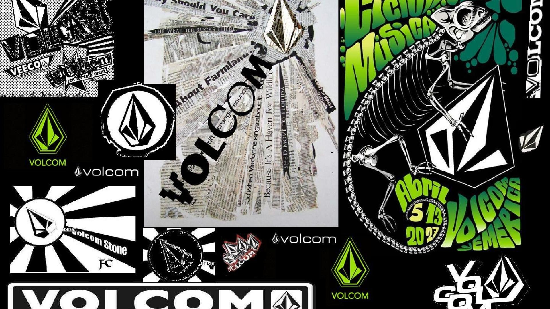 Volcom Logo Wallpaper 44 Pictures
