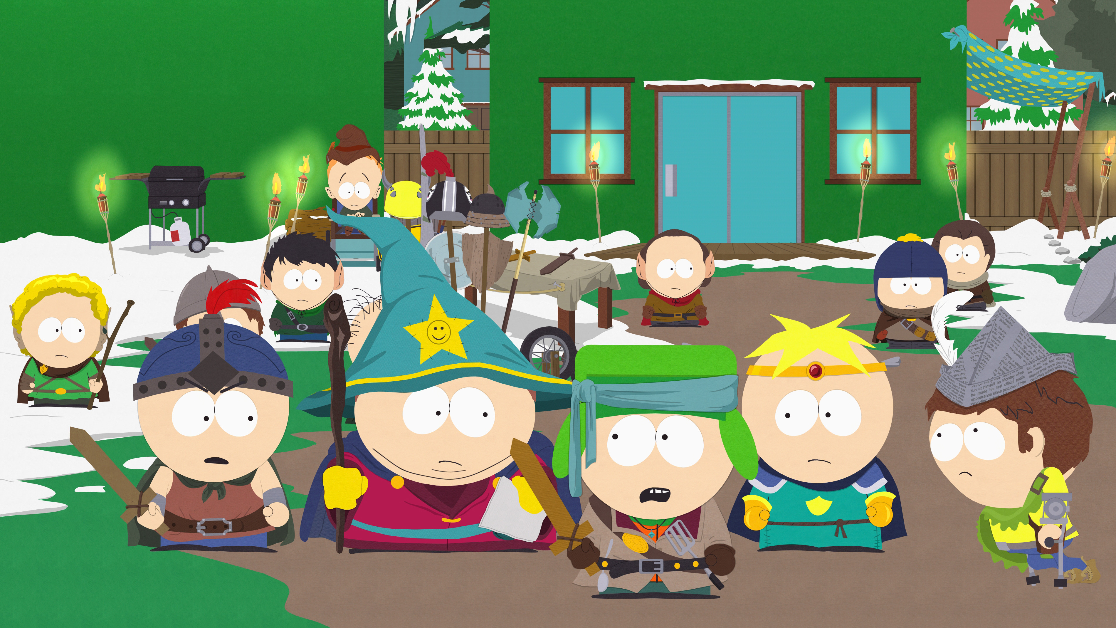 South Park Backgrounds 76 Pictures