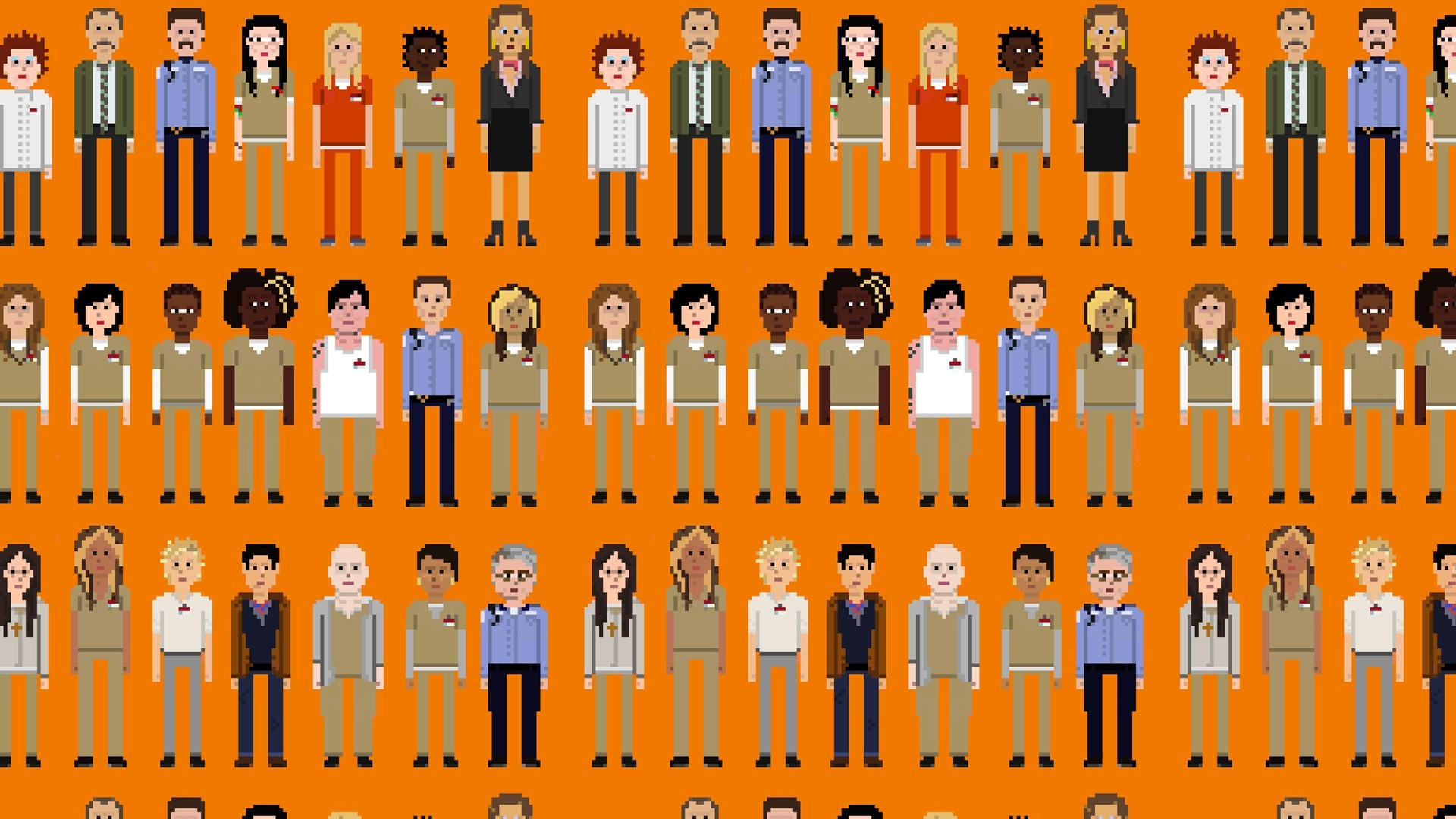Orange Is The New Black Wallpapers 75 Pictures