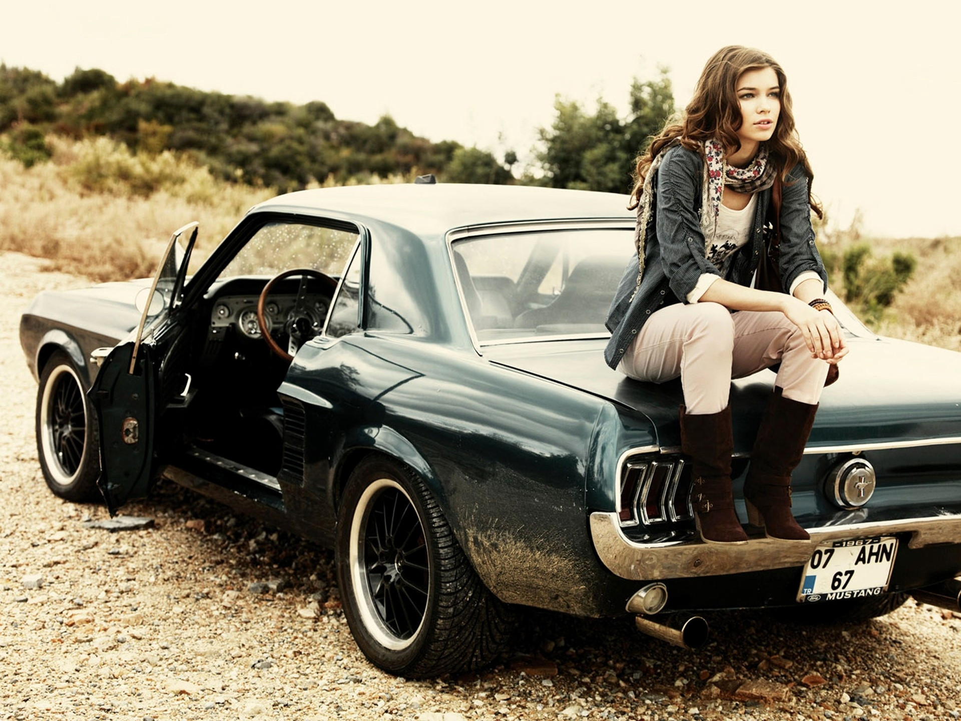 Wallpapers Of Muscle Cars 70 Pictures