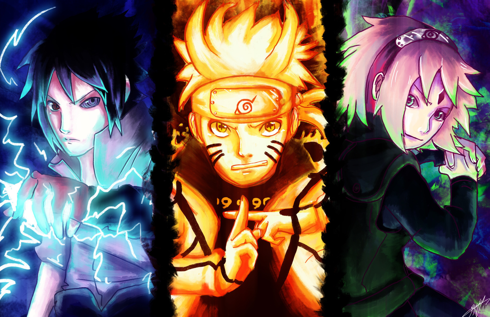 Naruto Wallpaper 1080p 76 Pictures