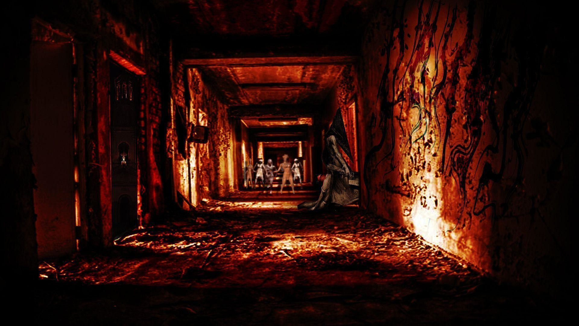 Silent Hill Backgrounds 73 Pictures